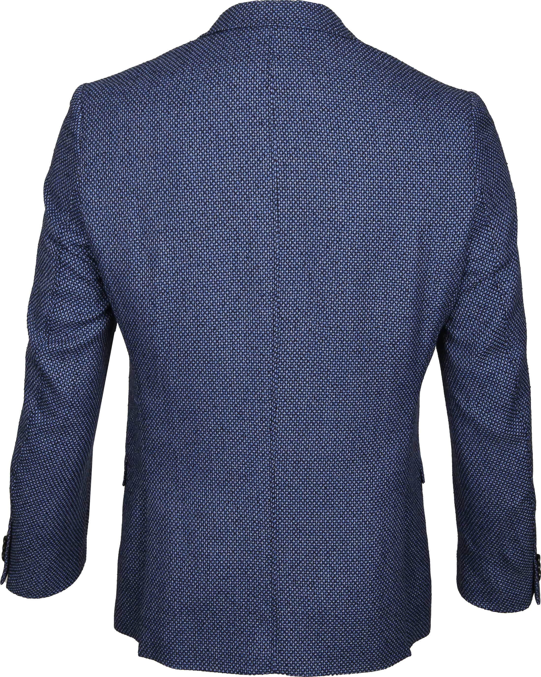 Suitable Blazer Art Dessin Navy foto 4