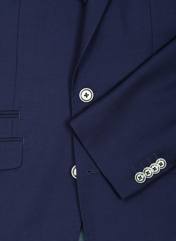Suitable Blazer Art Pinpoint Navy foto 2