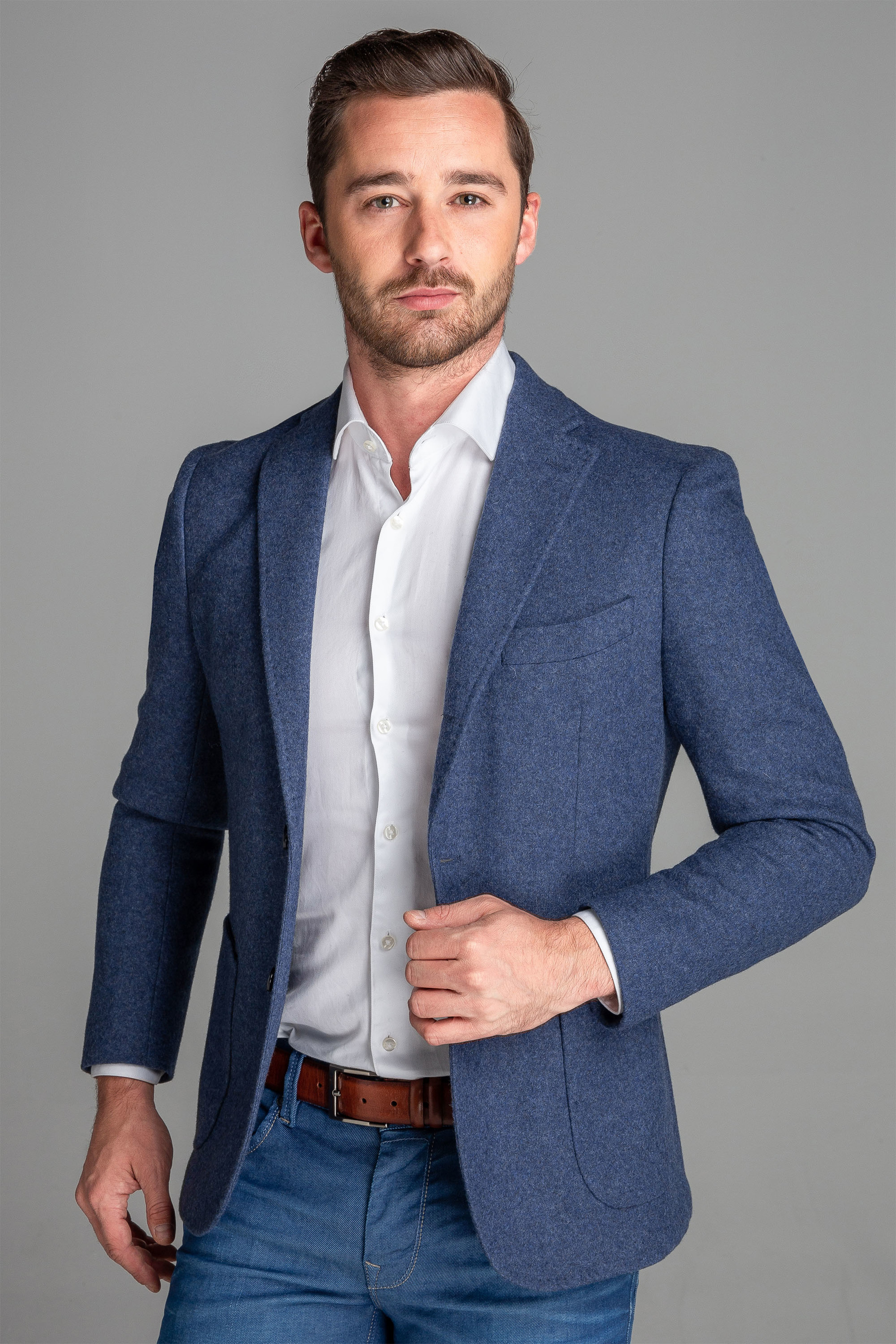 Suitable Blazer Easky Blau foto 1