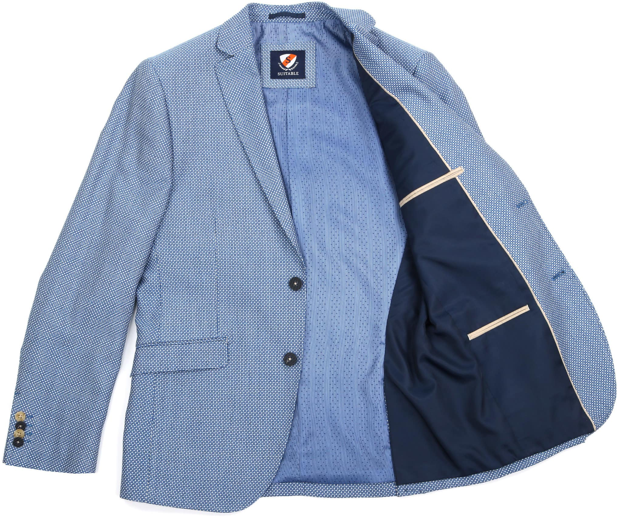 Suitable Blazer Frejus Blau foto 5