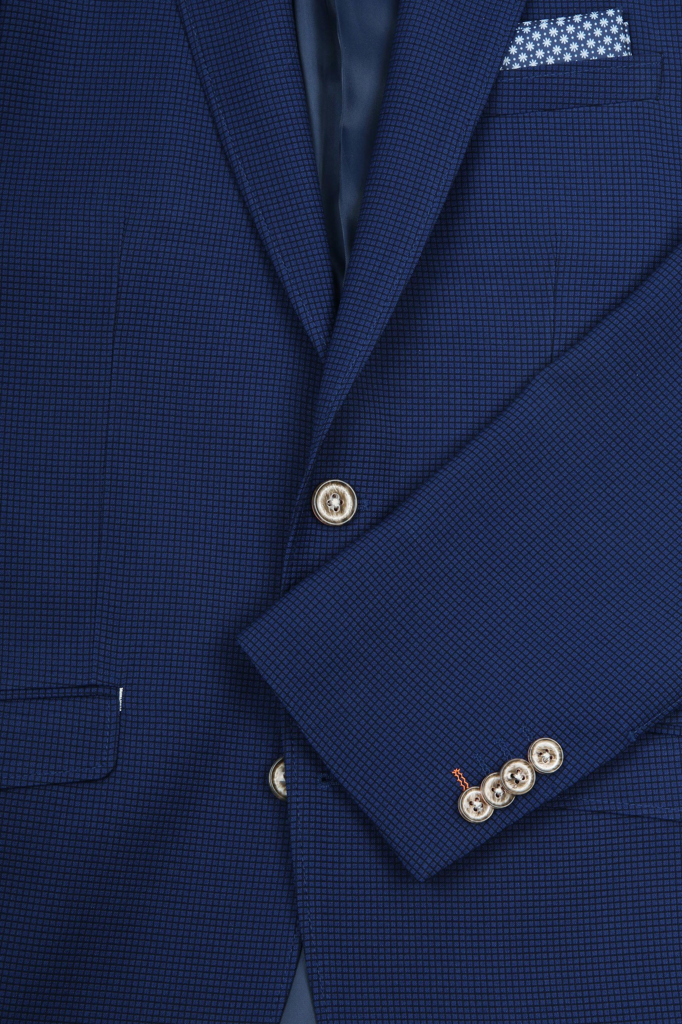 Suitable Blazer Kastri Blauw foto 3