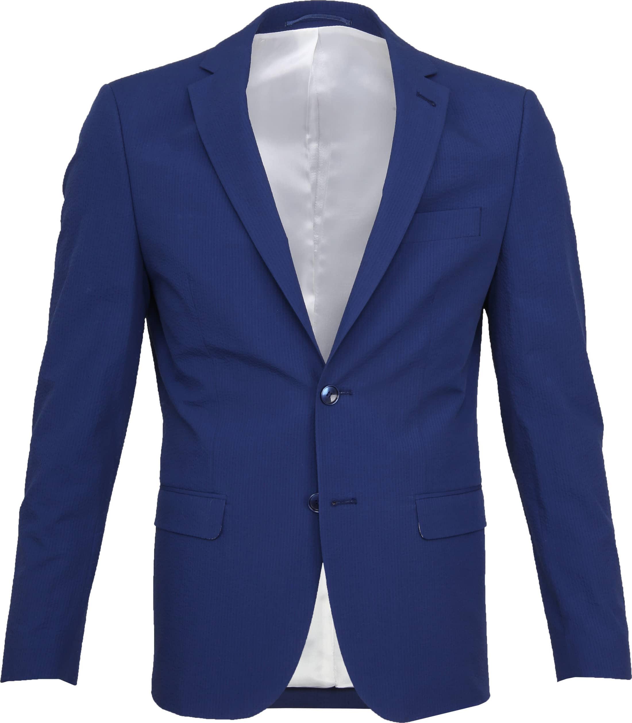 Suitable Blazer Logga Blau foto 0