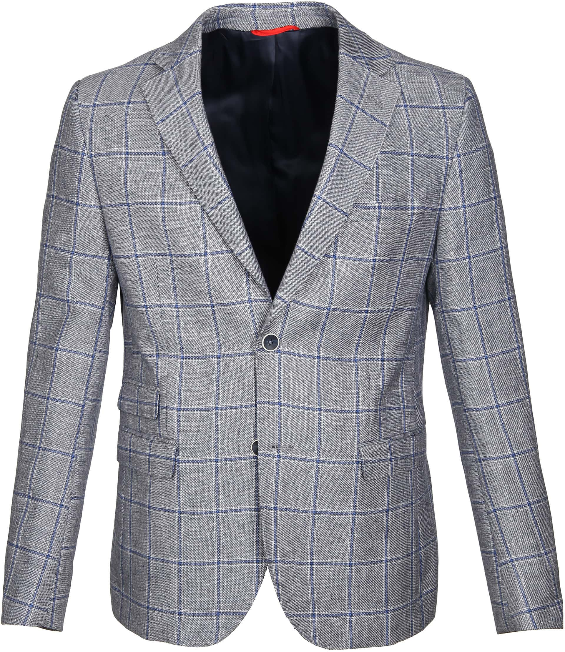 Suitable Blazer Menton Grau foto 0