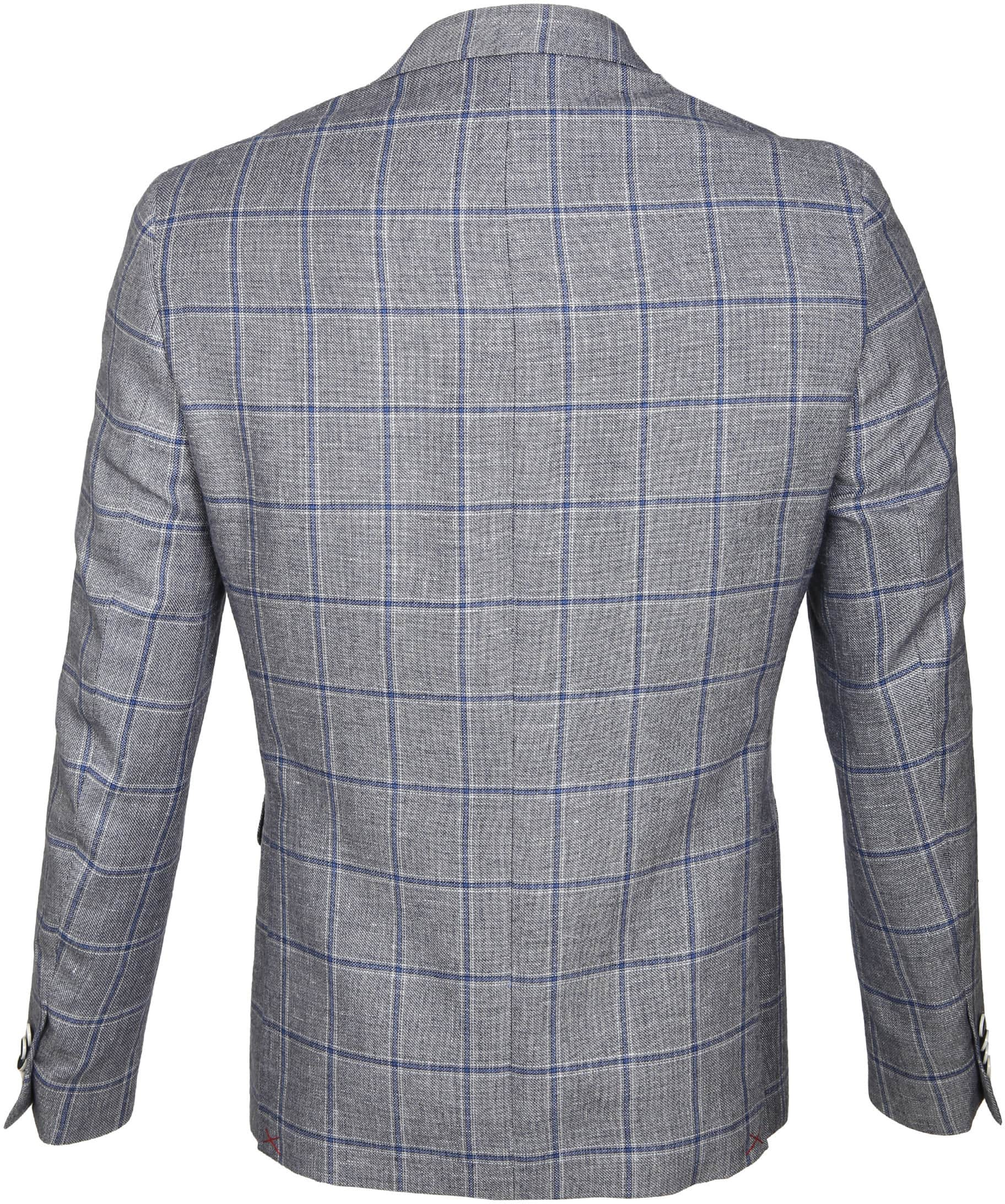 Suitable Blazer Menton Grau foto 3