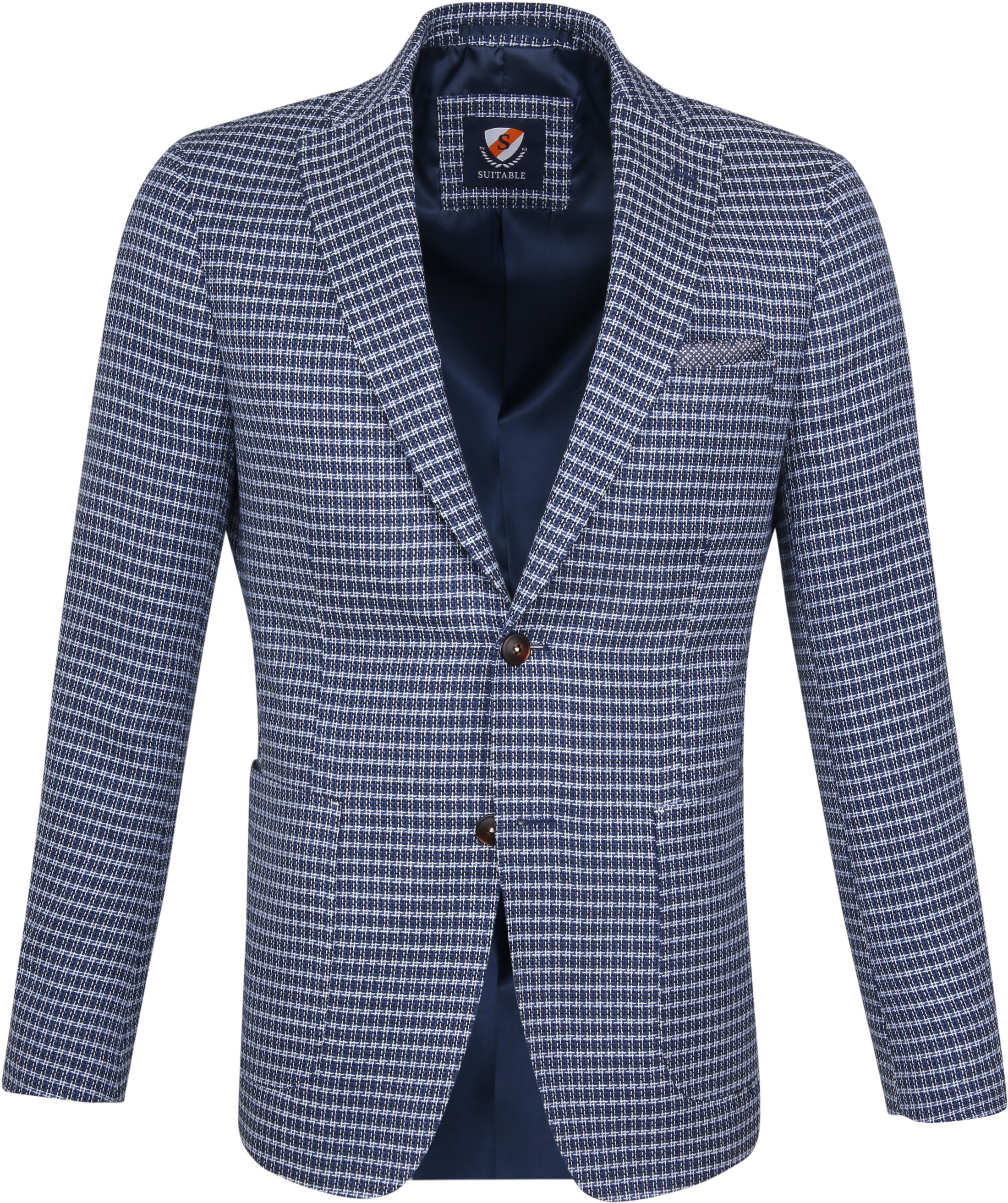 Suitable Blazer Patras Blau foto 0
