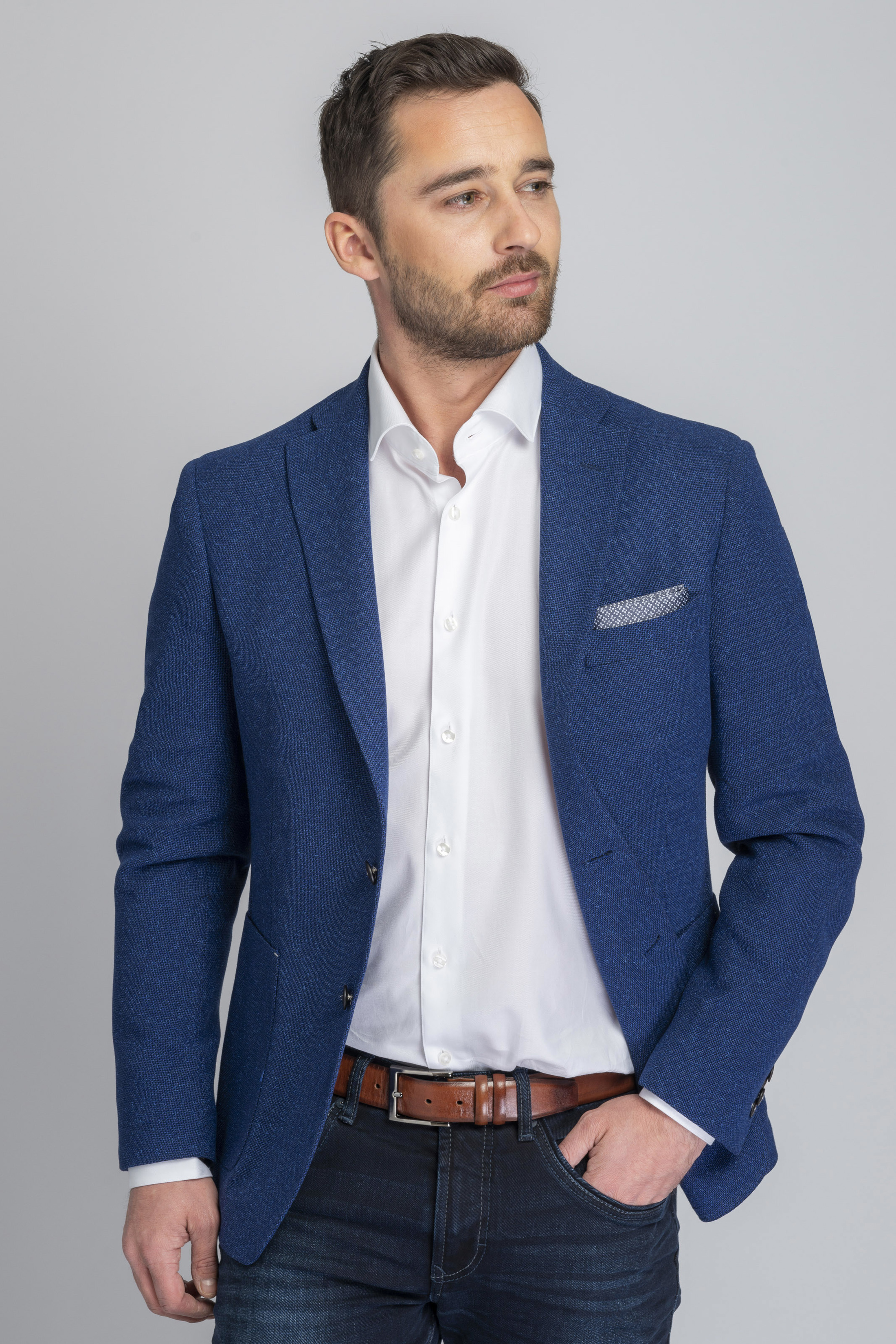 Suitable Blazer Pylos Blue foto 5