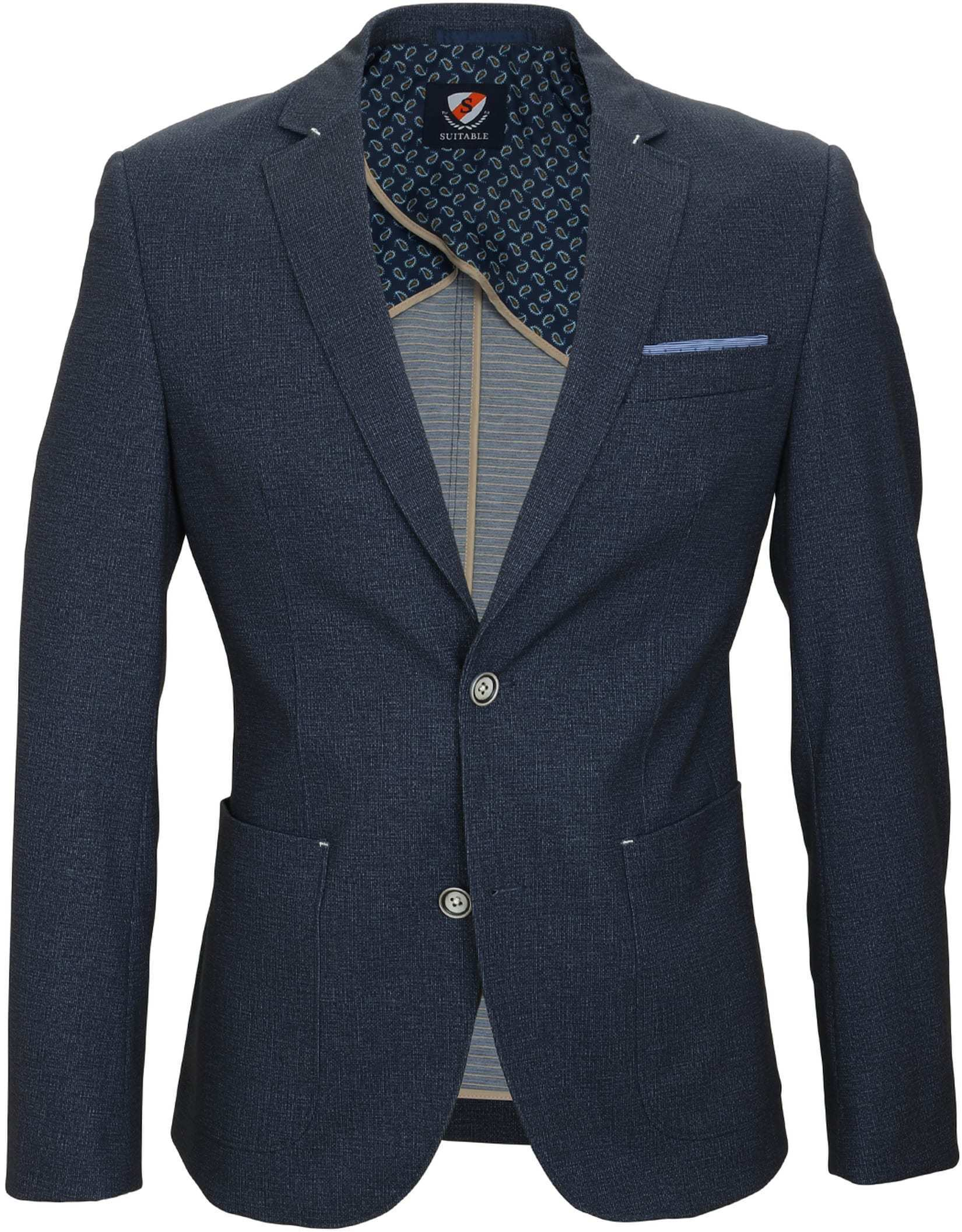 Suitable Blazer Sete Dunkelblau foto 0