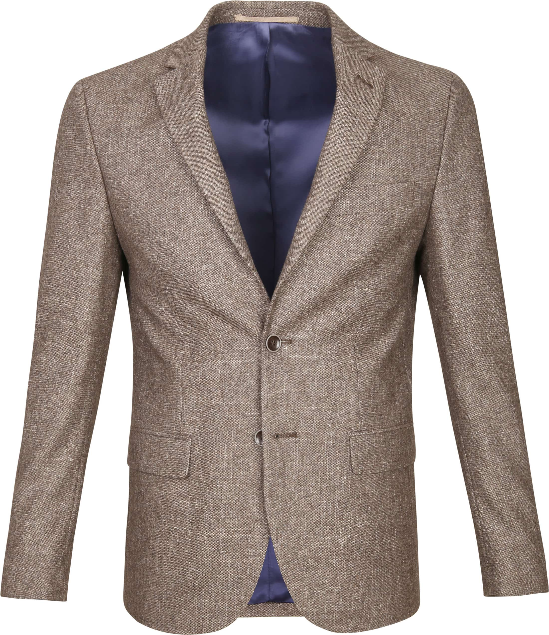 Suitable Blazer Tollegno Camel foto 0
