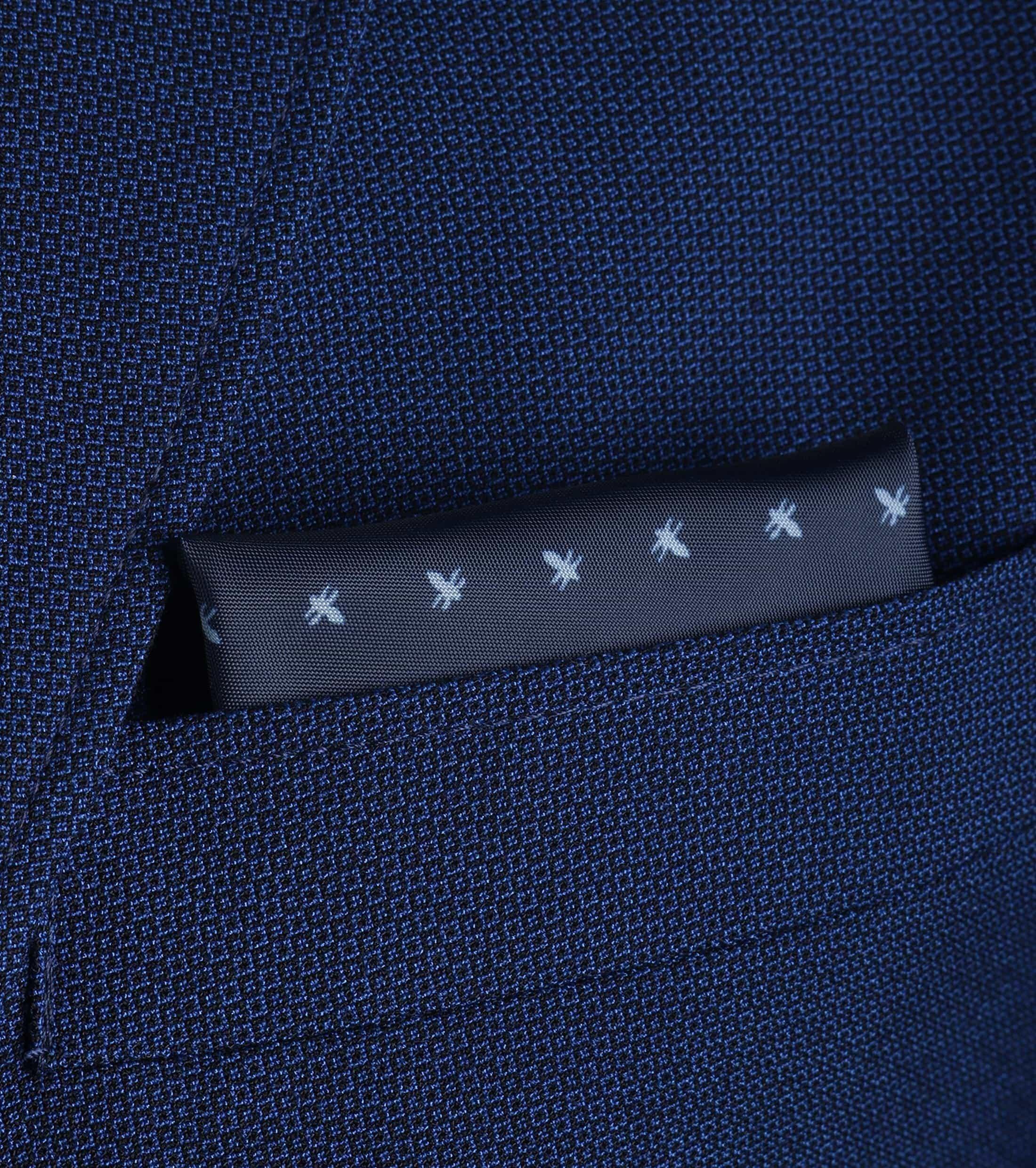 Suitable Blazer Vogar Donkerblauw foto 3