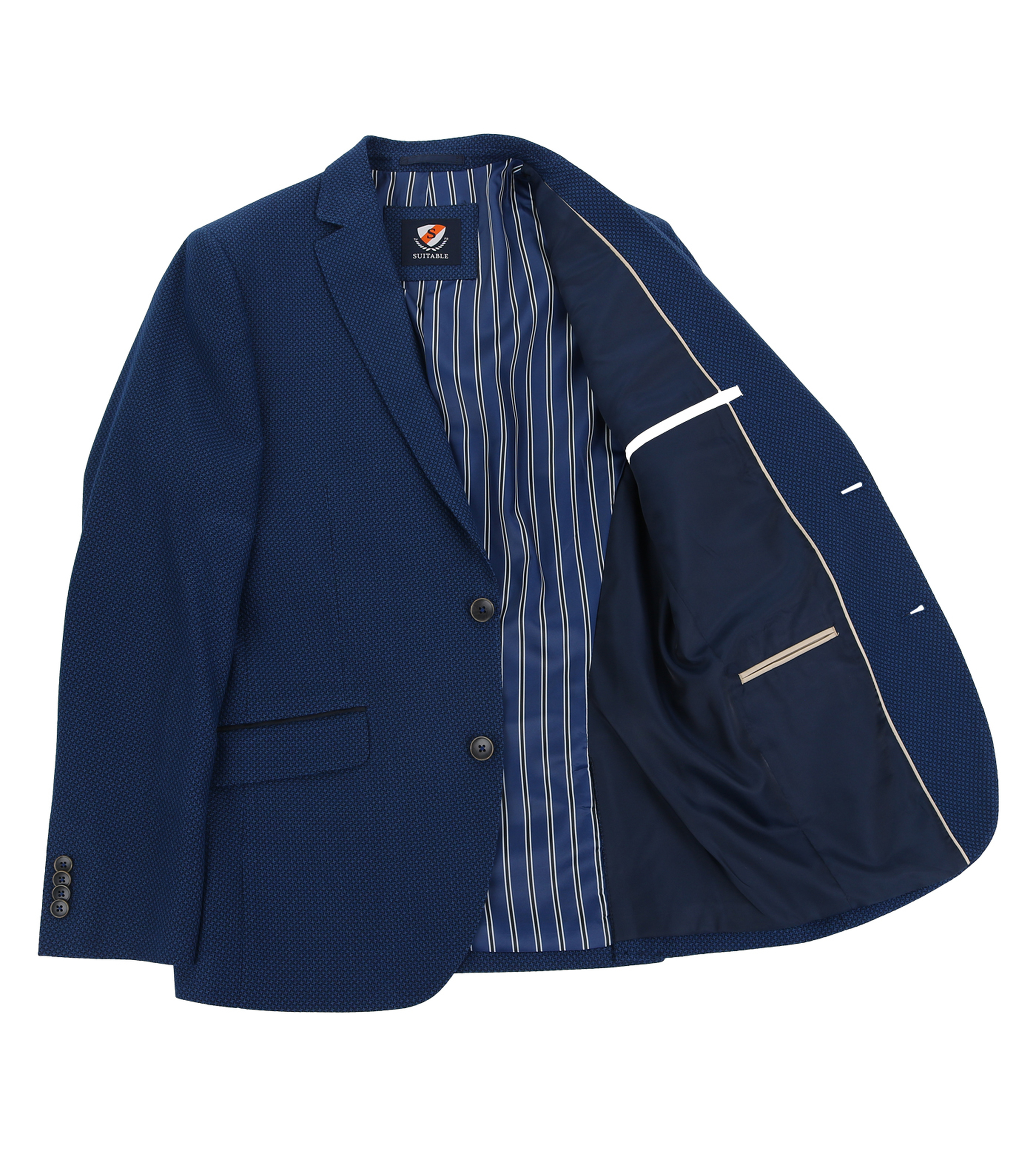Suitable blazer zurs blauw spe173038ee60st 240 online for Fred garage frejus