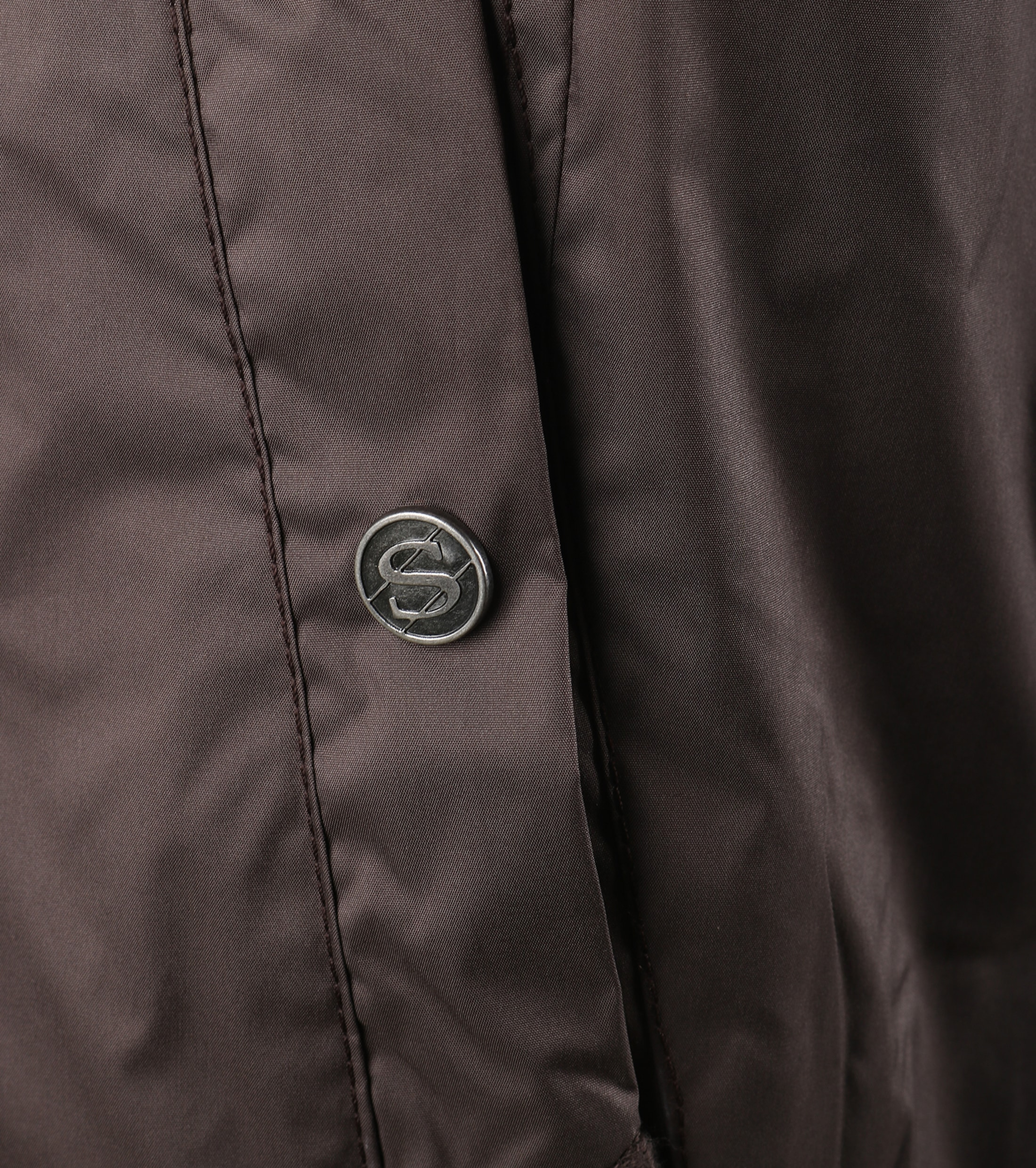 Suitable Bomber Jacket Vanquish Brown foto 2