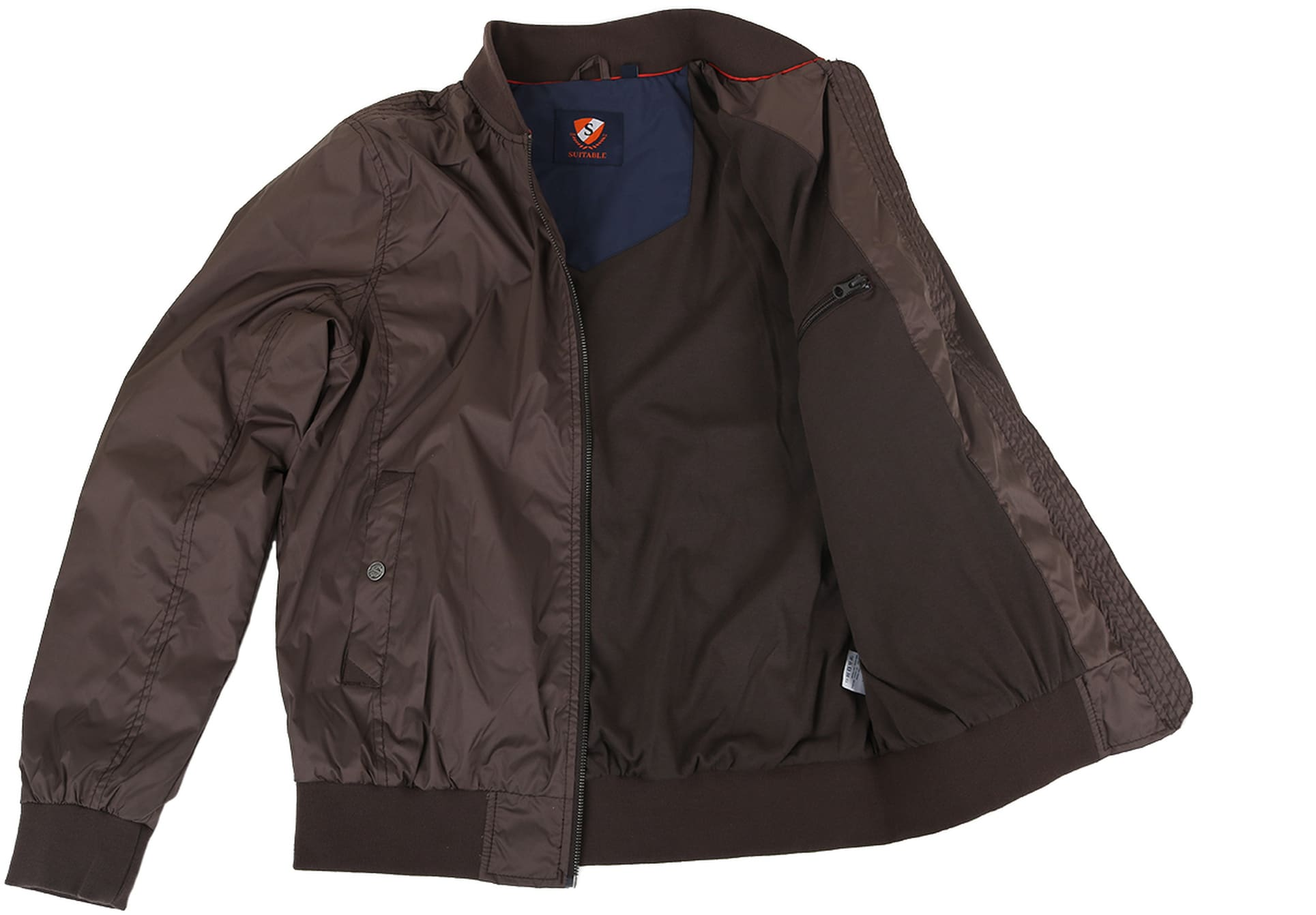 Suitable Bomber Jacket Vanquish Brown foto 4