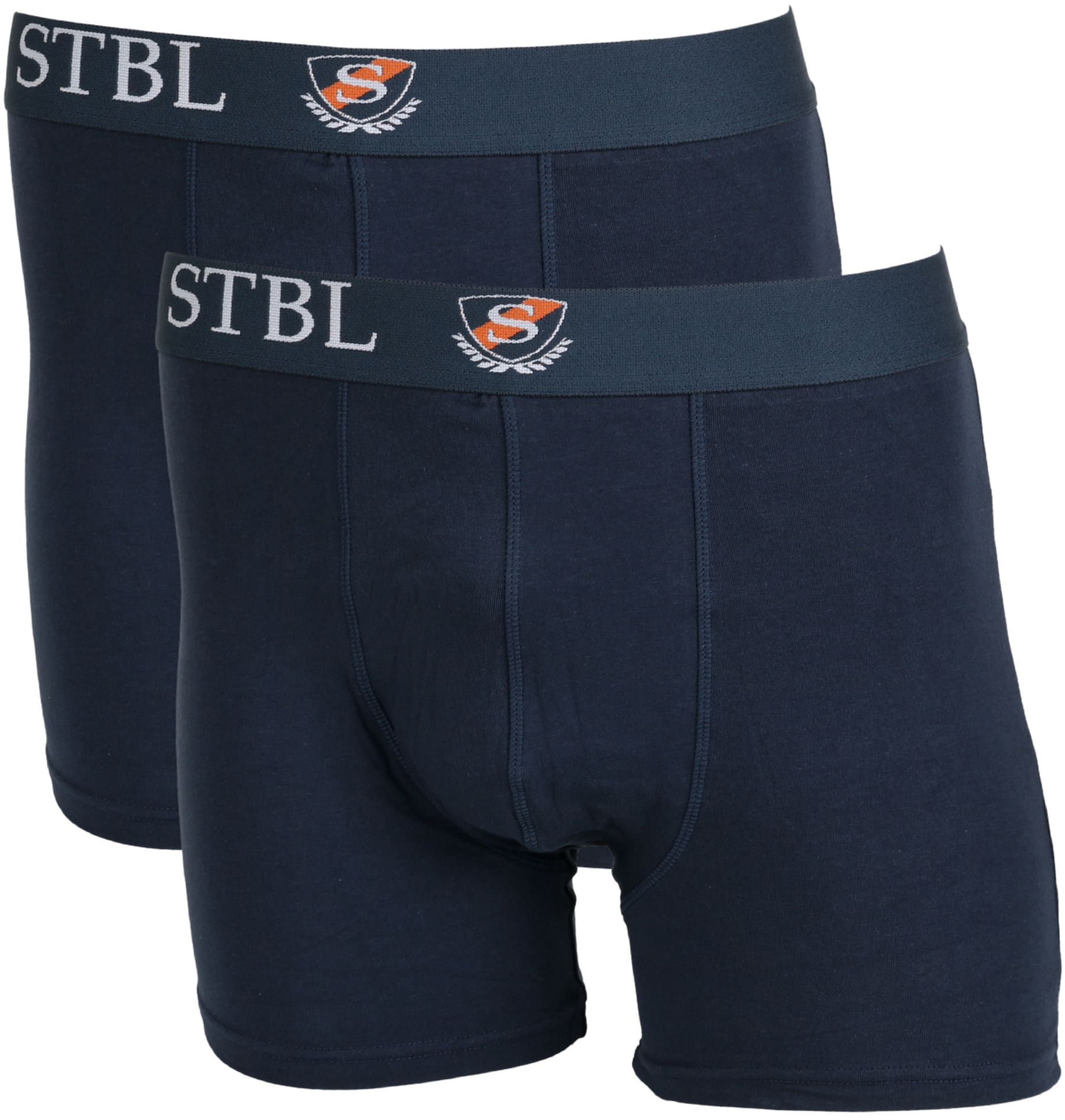 Suitable Boxershort 2Pack Navy foto 0