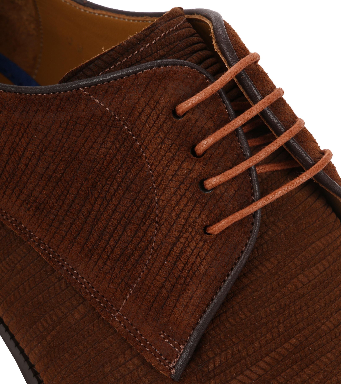 Suitable Braun Leder Herrenschuhe foto 1