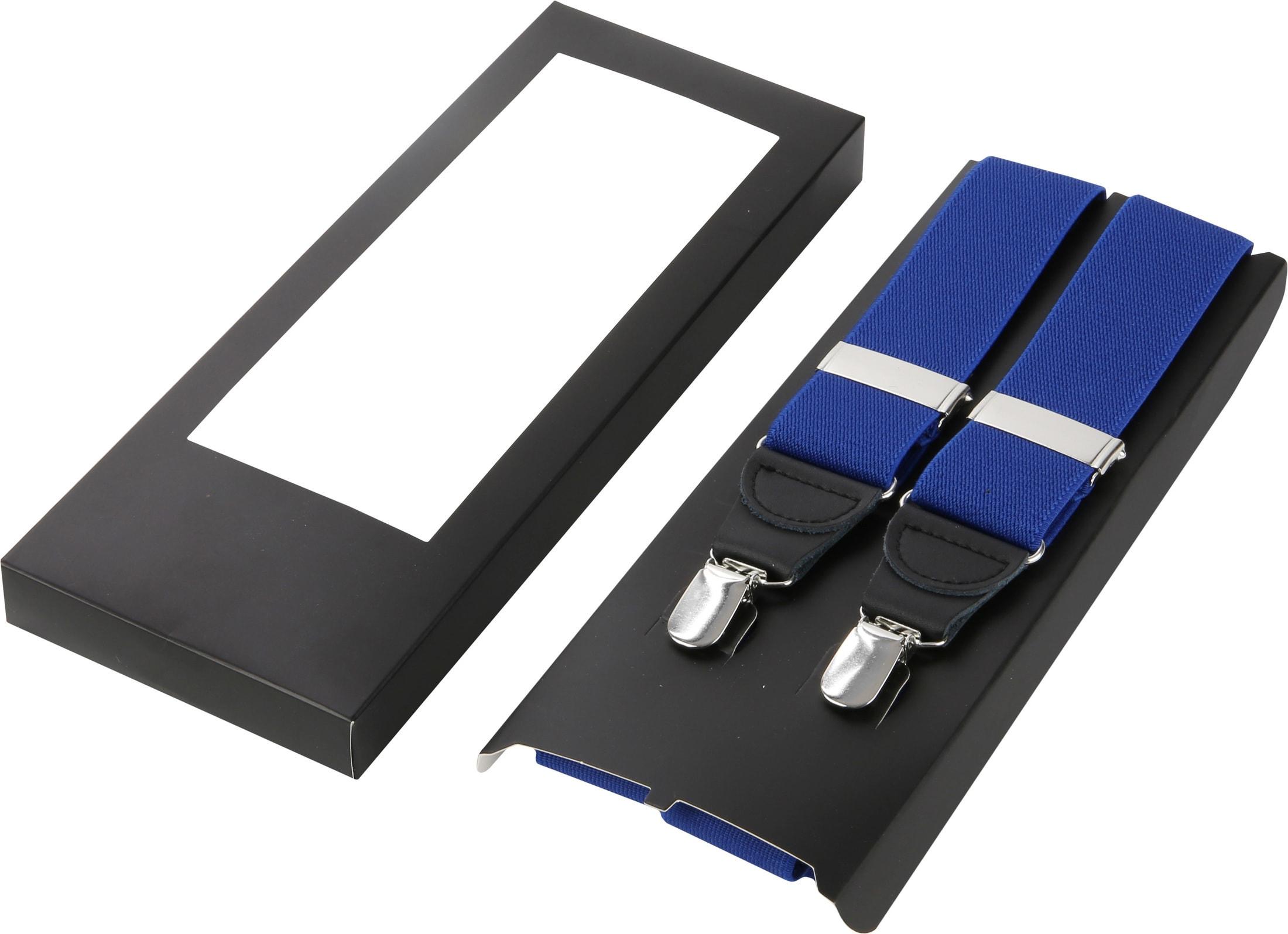Suitable Bretels Blauw foto 3