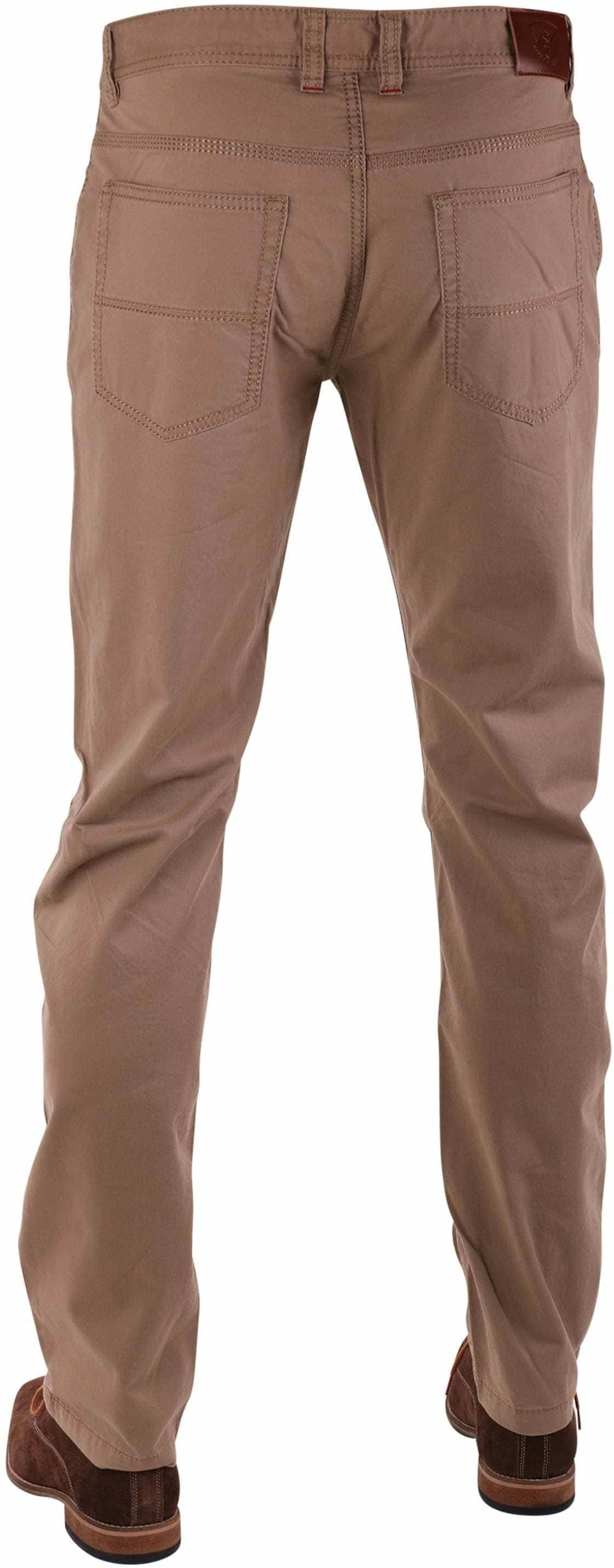 Suitable Broek Khaki foto 1