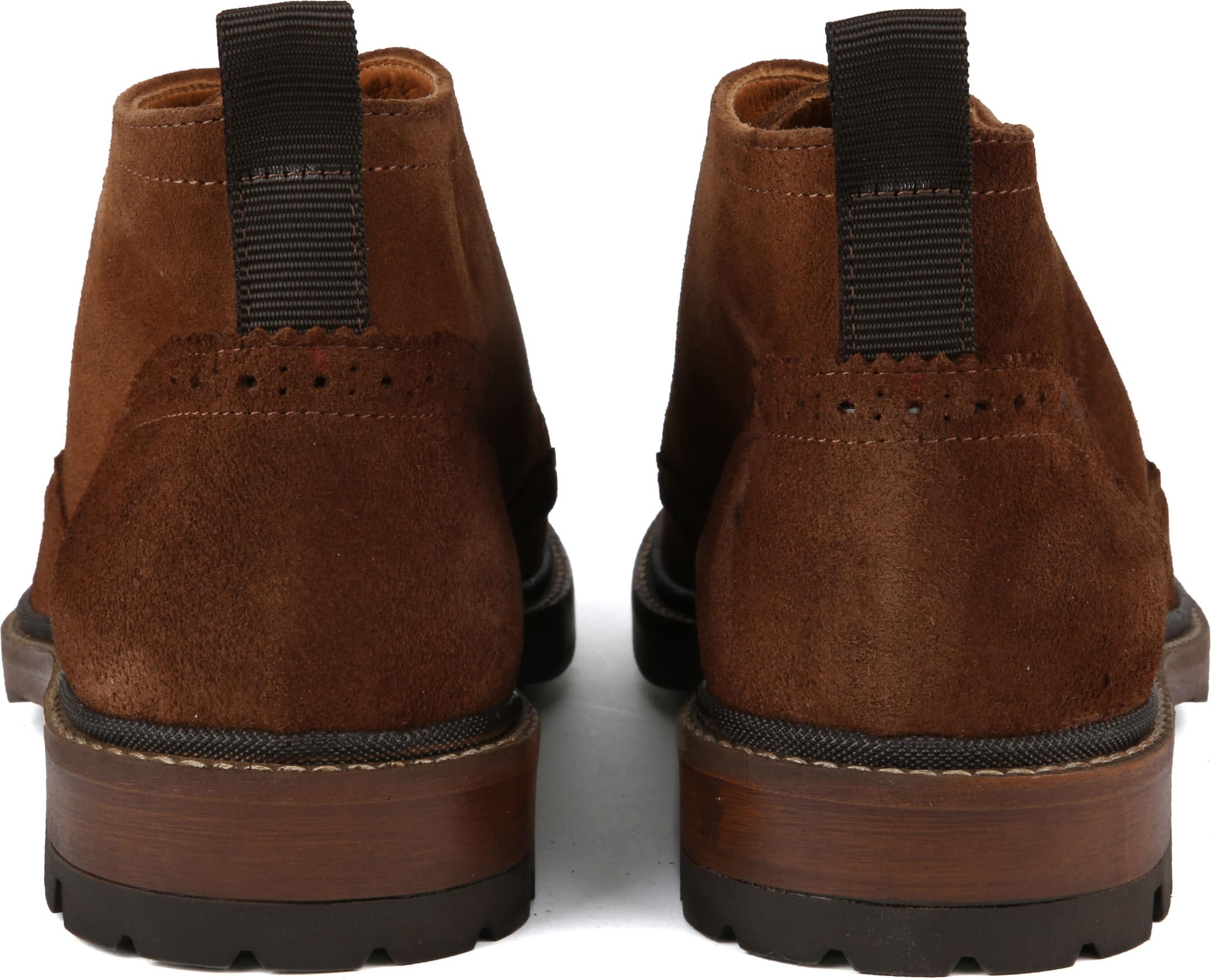 Suitable Broque Boots Cognac foto 2