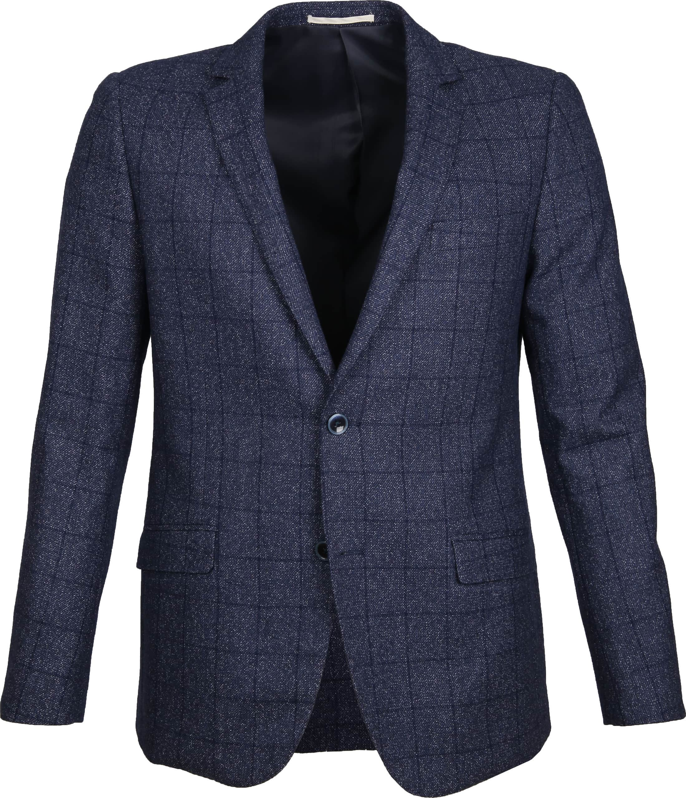 Suitable Cavan Blazer Navy Checks foto 0