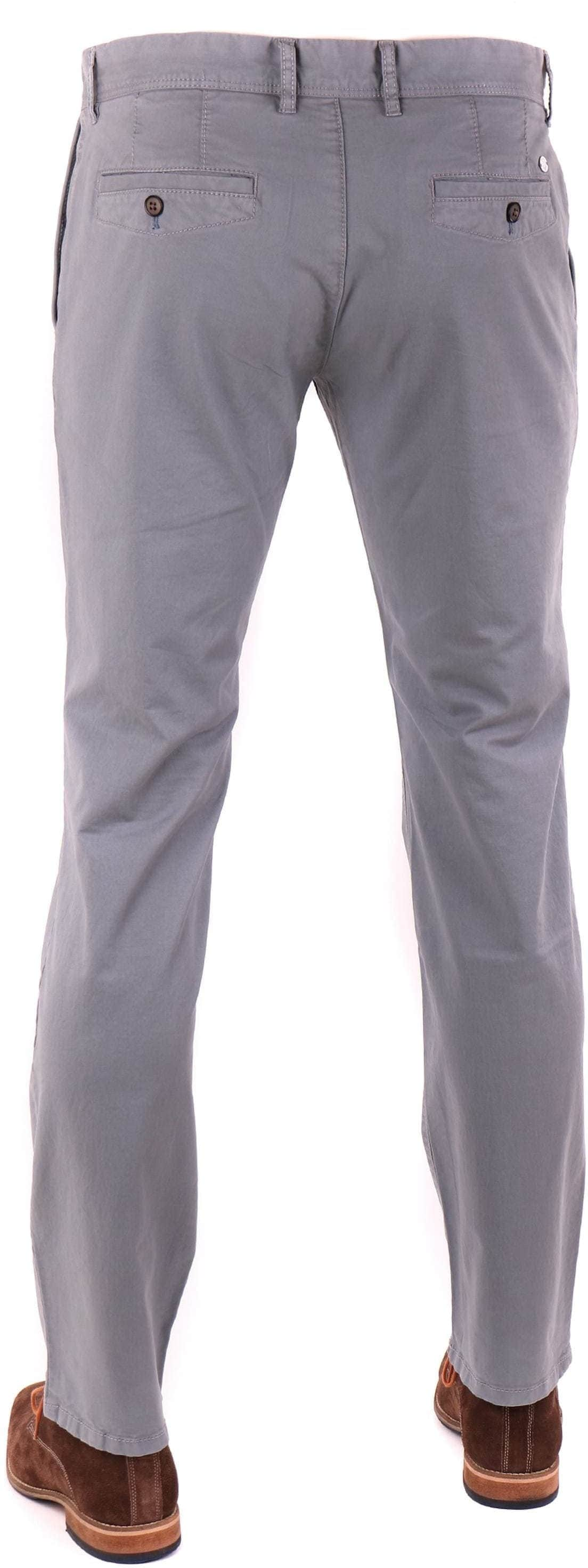 Suitable Chino Broek Grijs foto 1