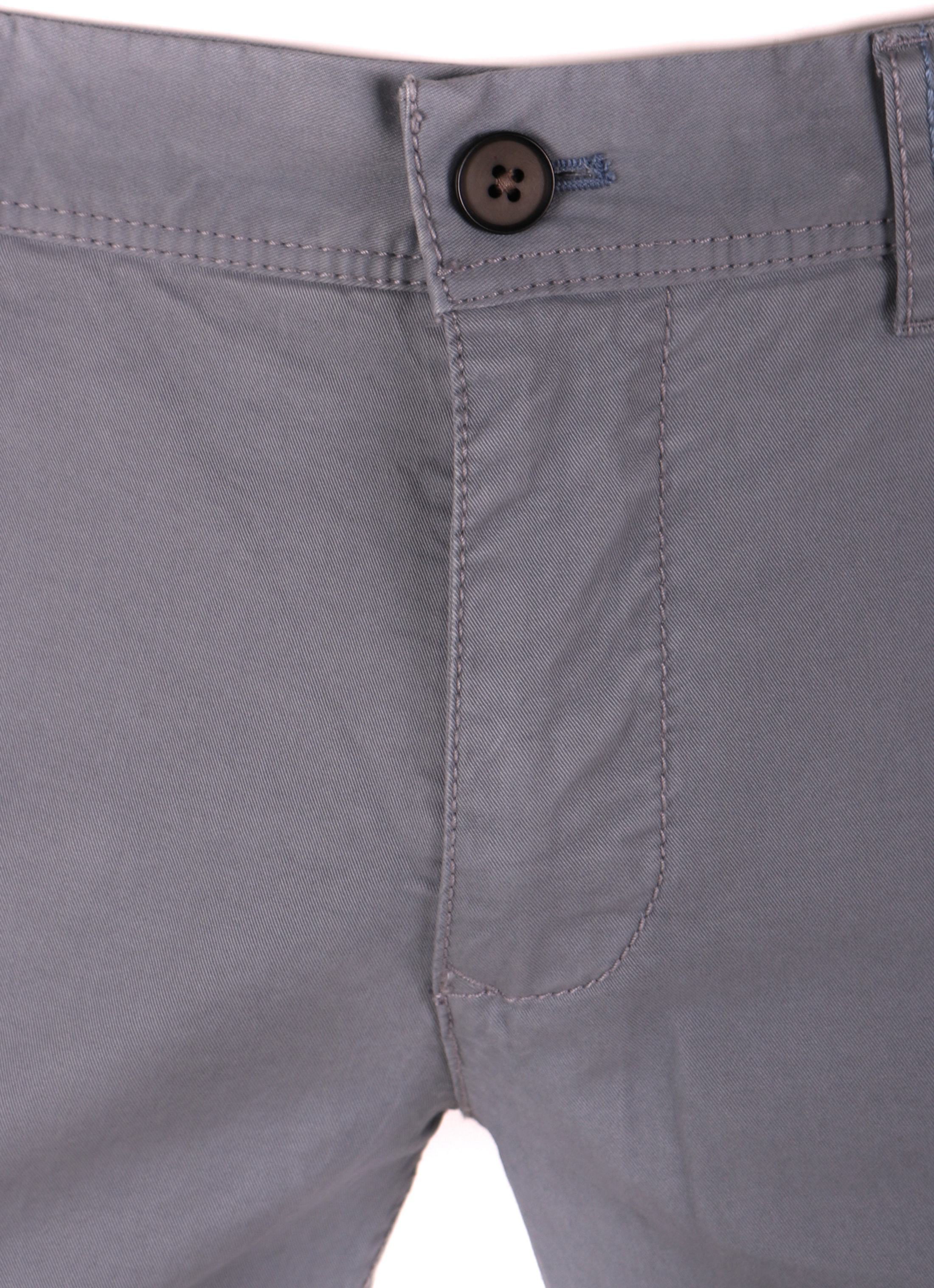 Suitable Chino Broek Grijs foto 2
