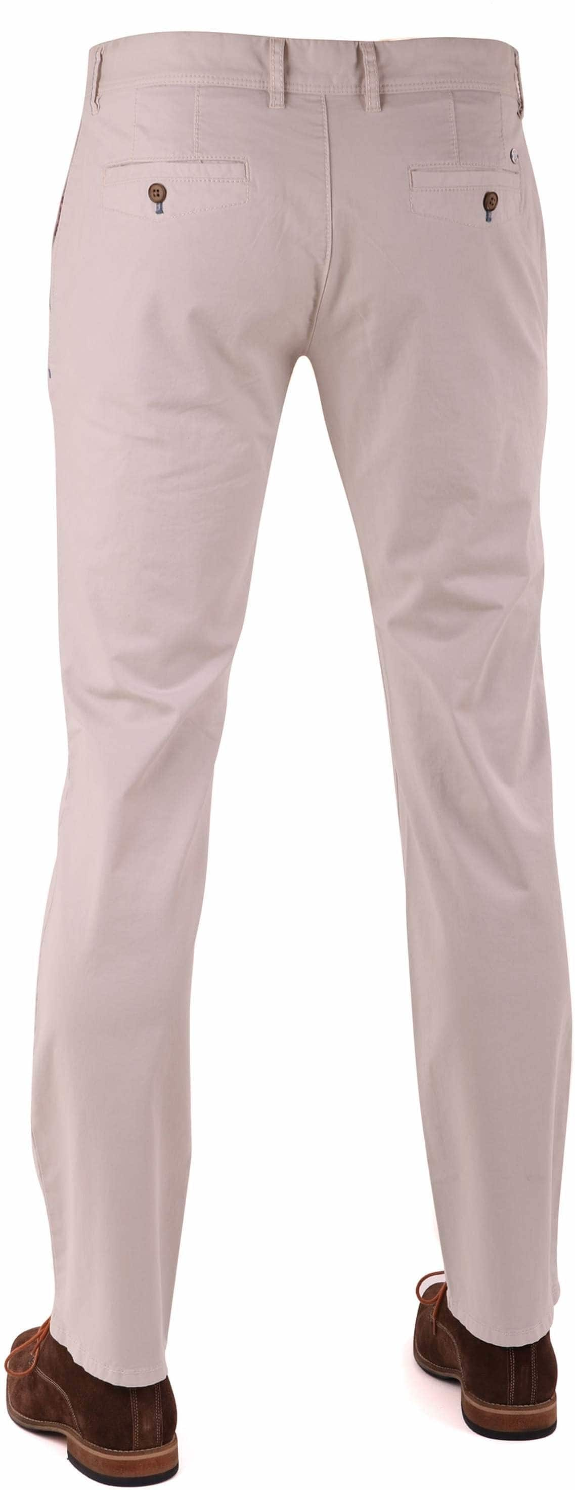 Suitable Chino Broek Off-white foto 1