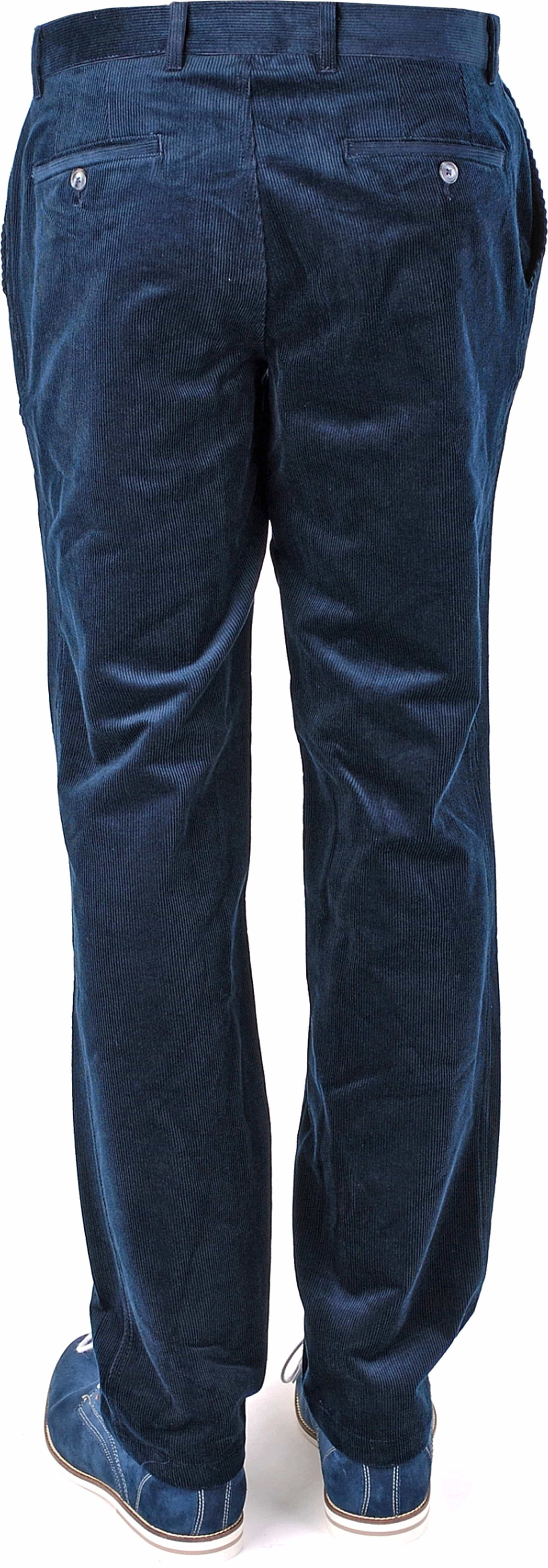 Suitable Chino Cord Blau
