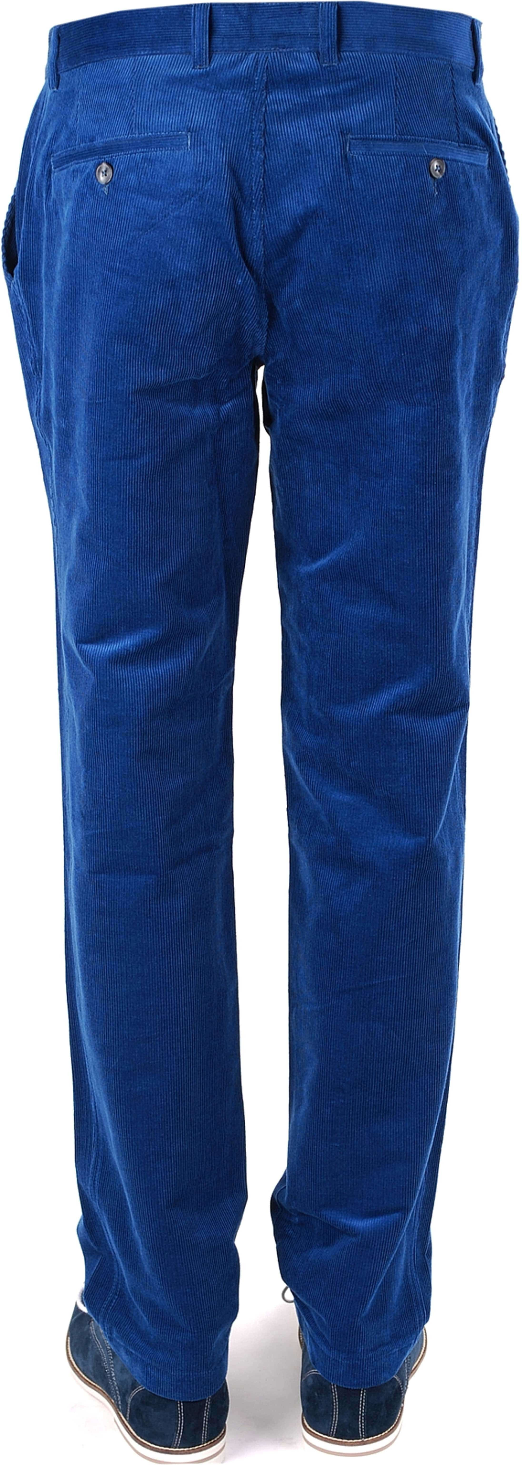 Suitable Chino Cord Royal Blau