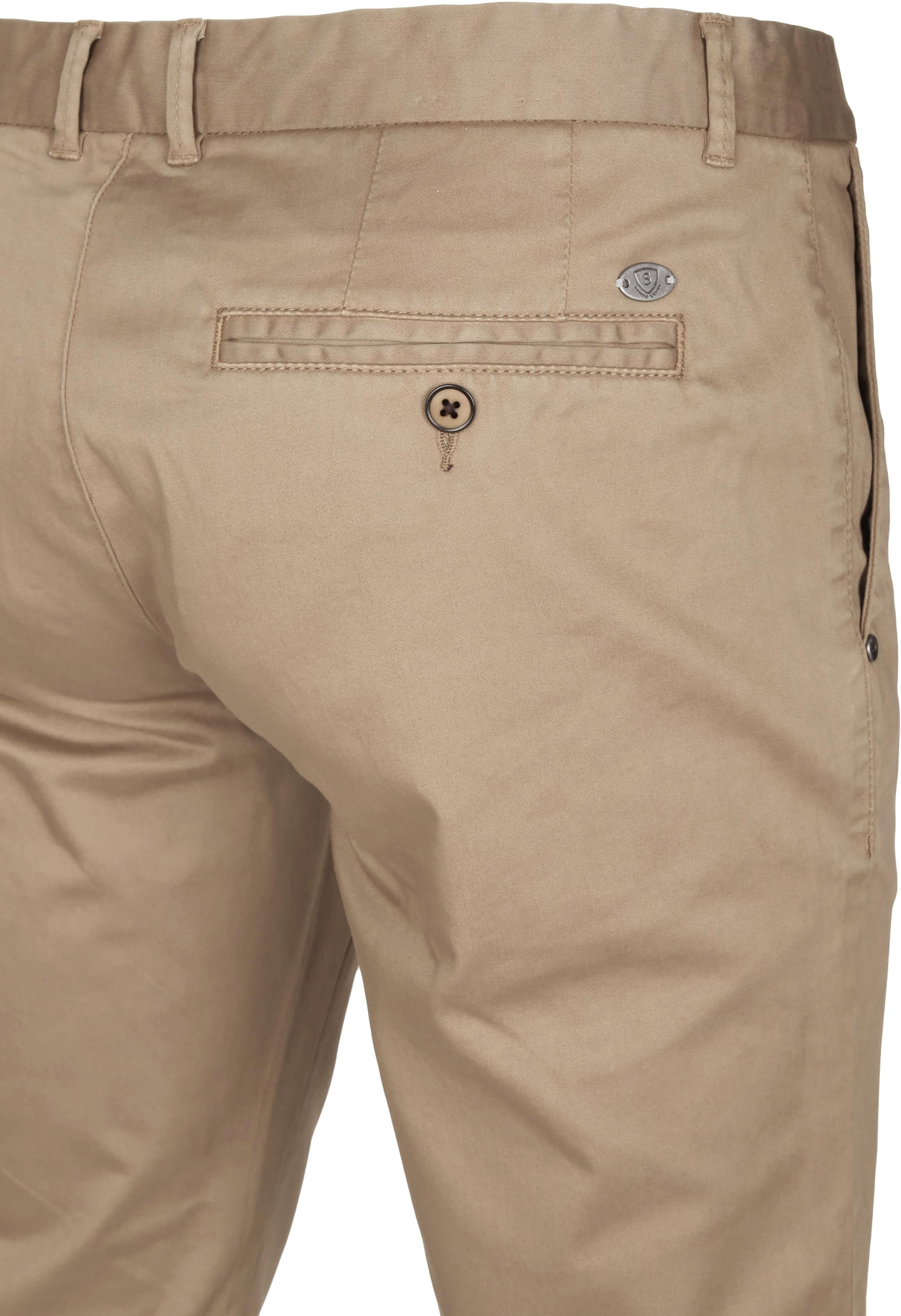 Suitable Chino Dante Beige foto 3