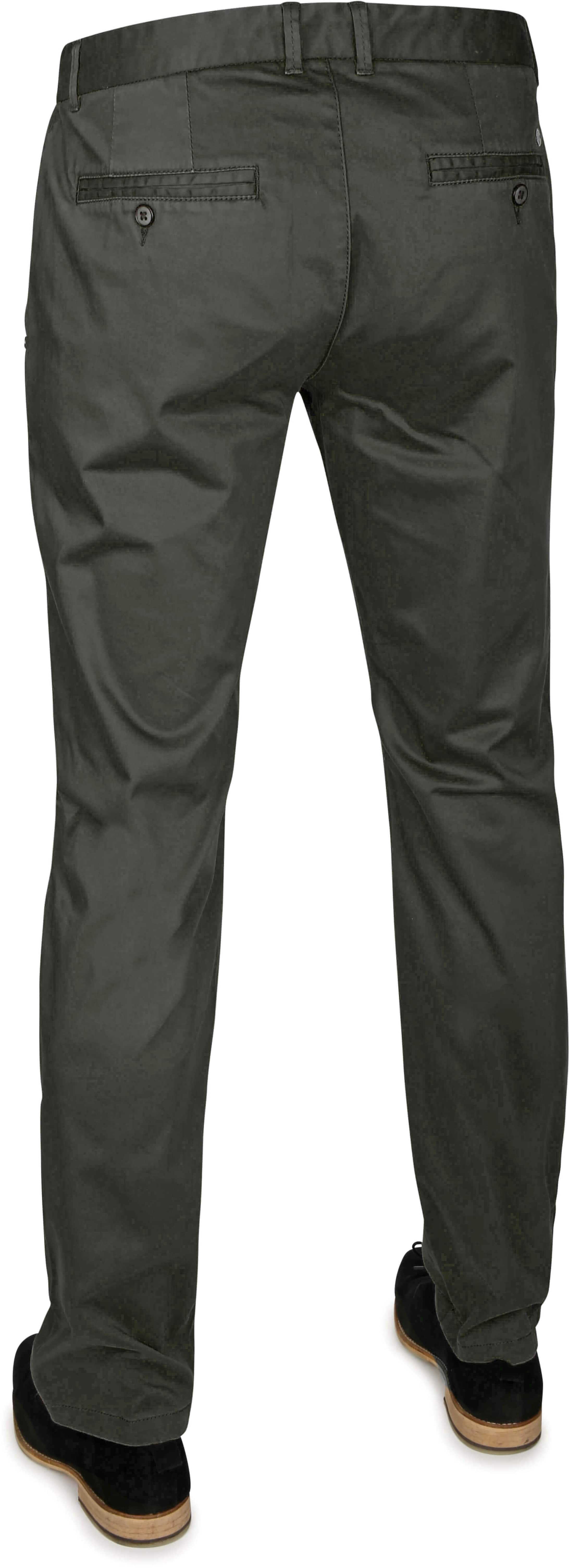 Suitable Chino Dante Dark Olive foto 2