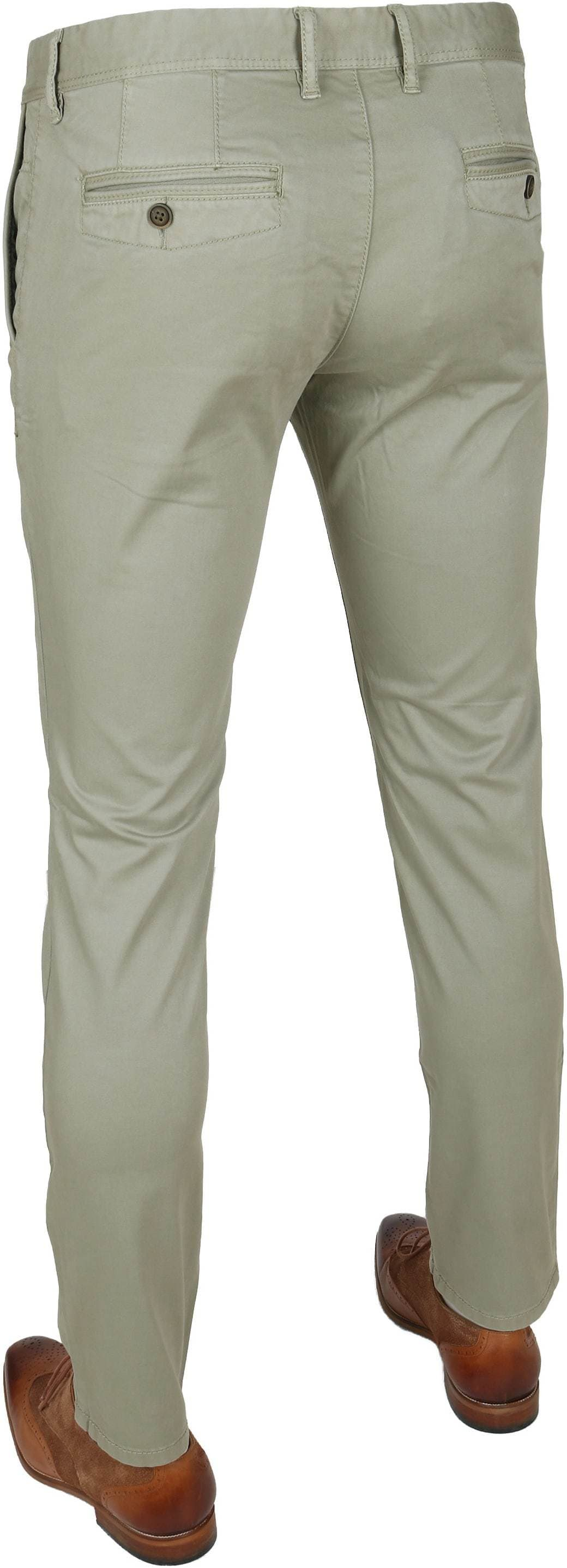 Suitable Chino Dante Smart Olive foto 3
