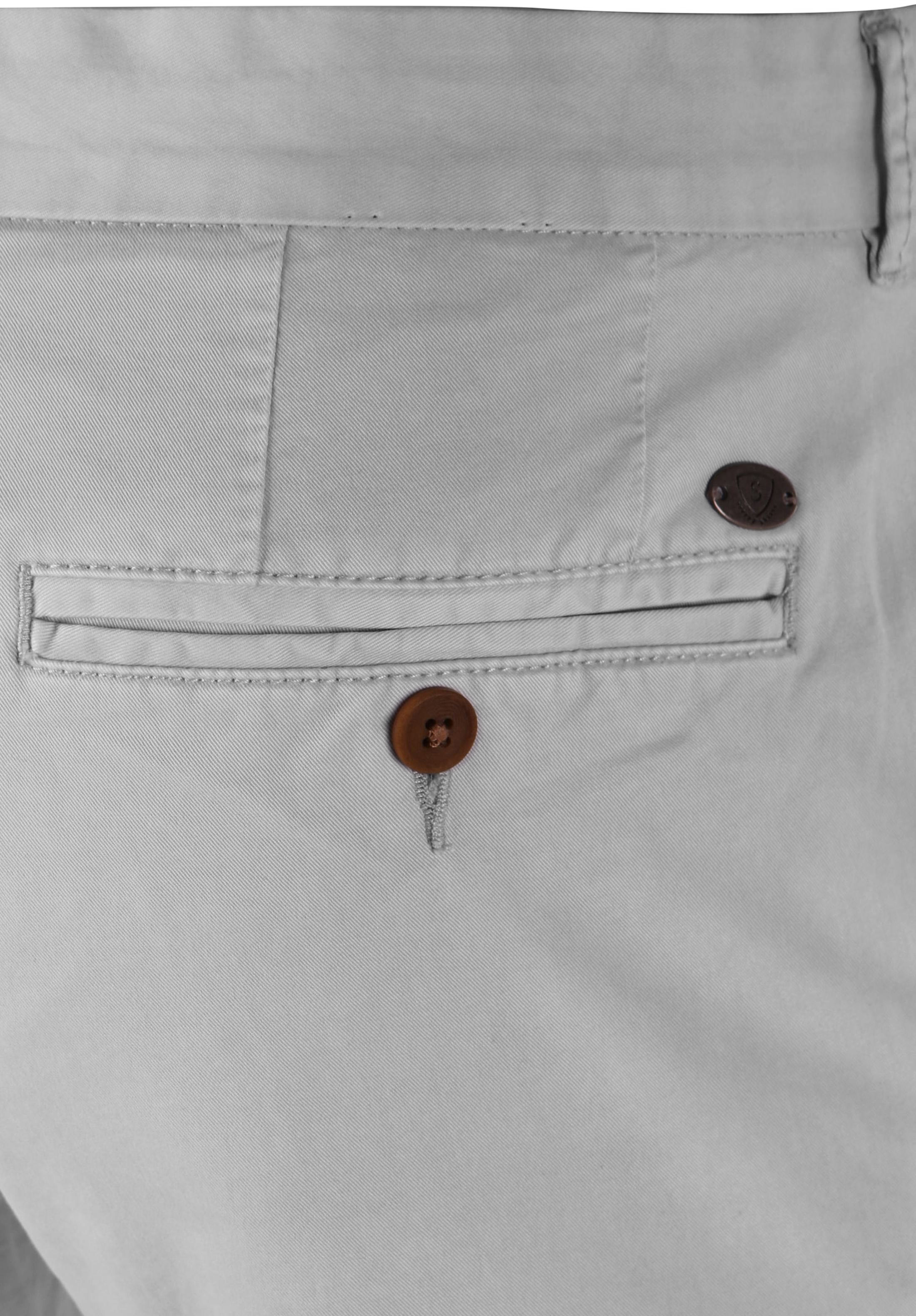 Suitable Chino Hose Light Grey foto 3