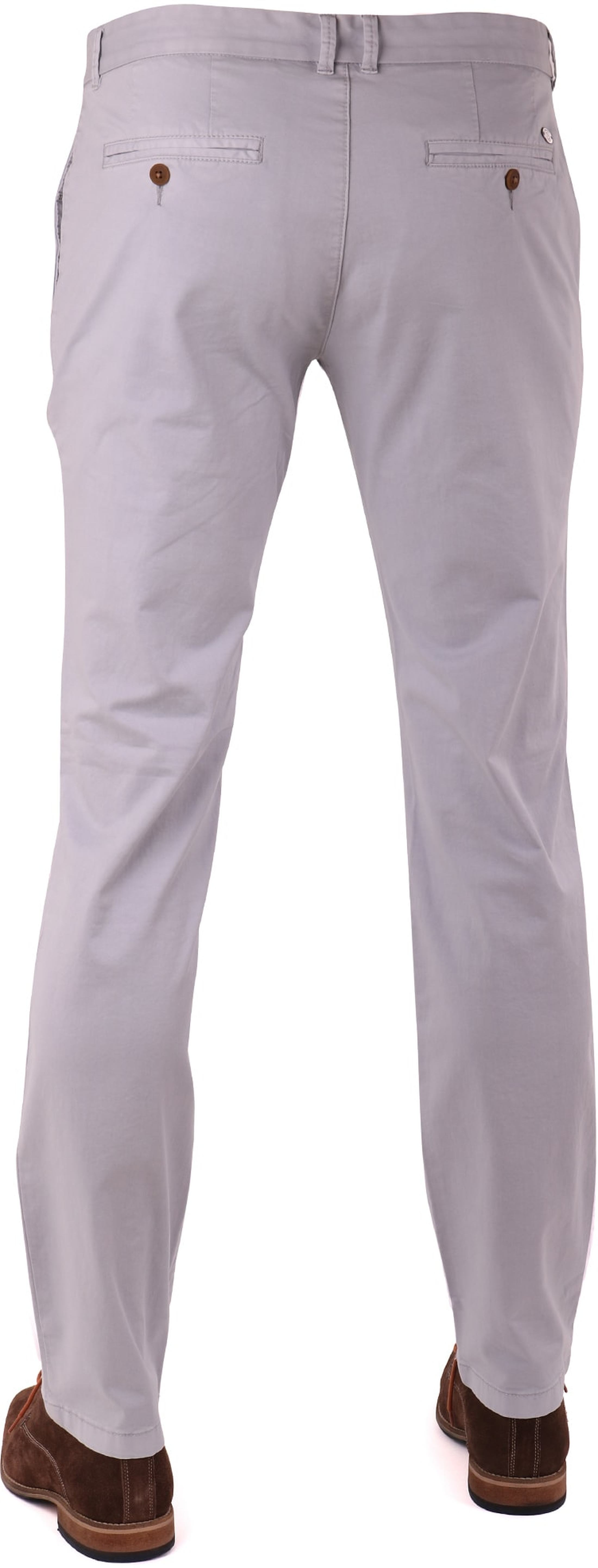 Suitable Chino Jeans Light Grey foto 1