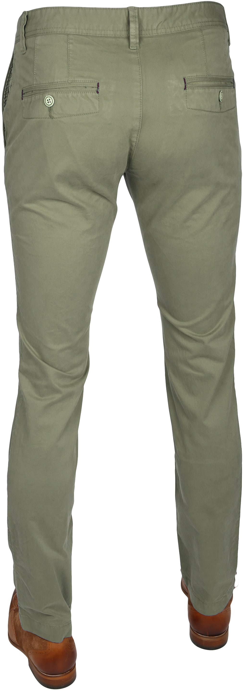 Suitable Chino Oakville Army foto 2