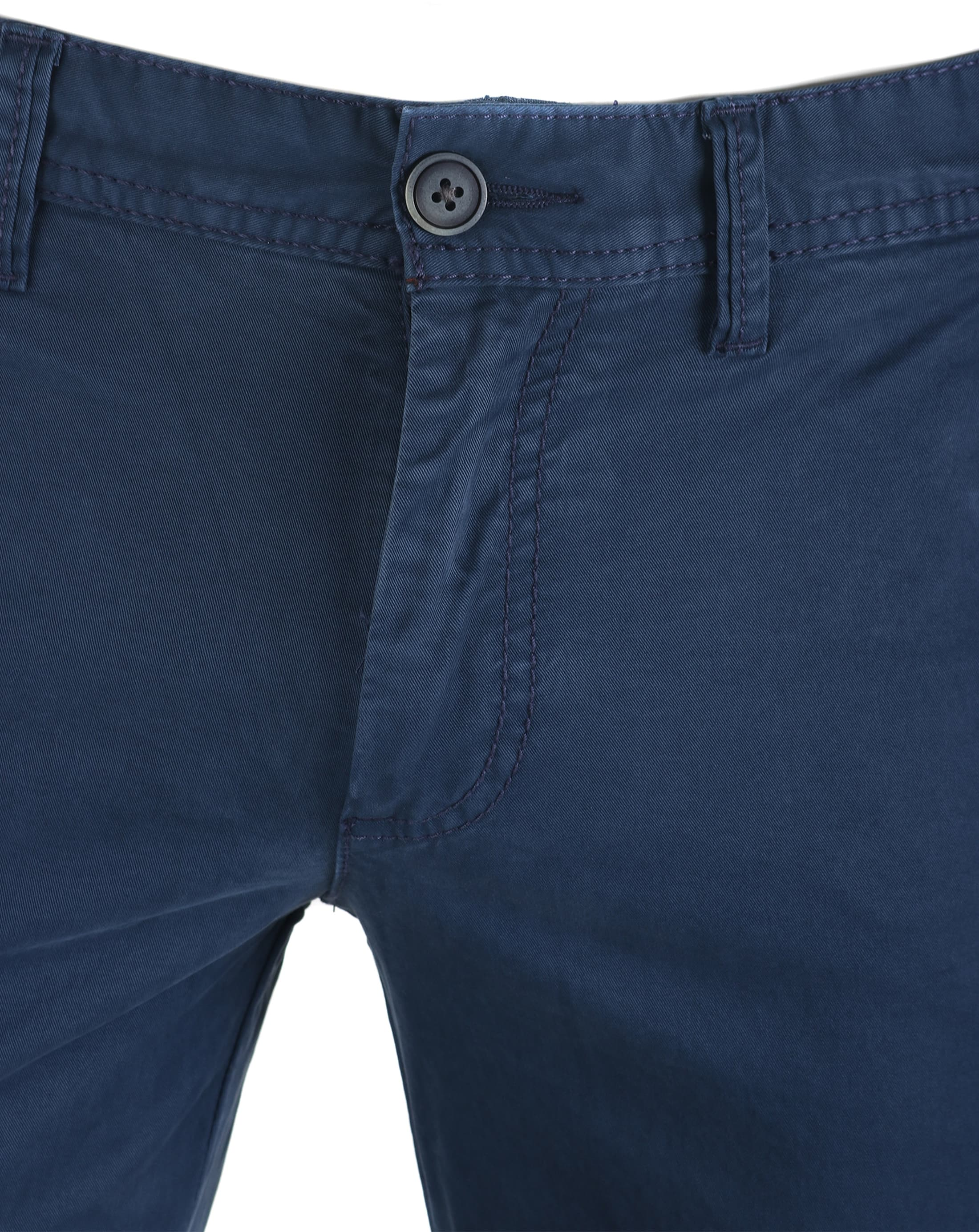 Suitable Chino Oakville Donkerblauw foto 2