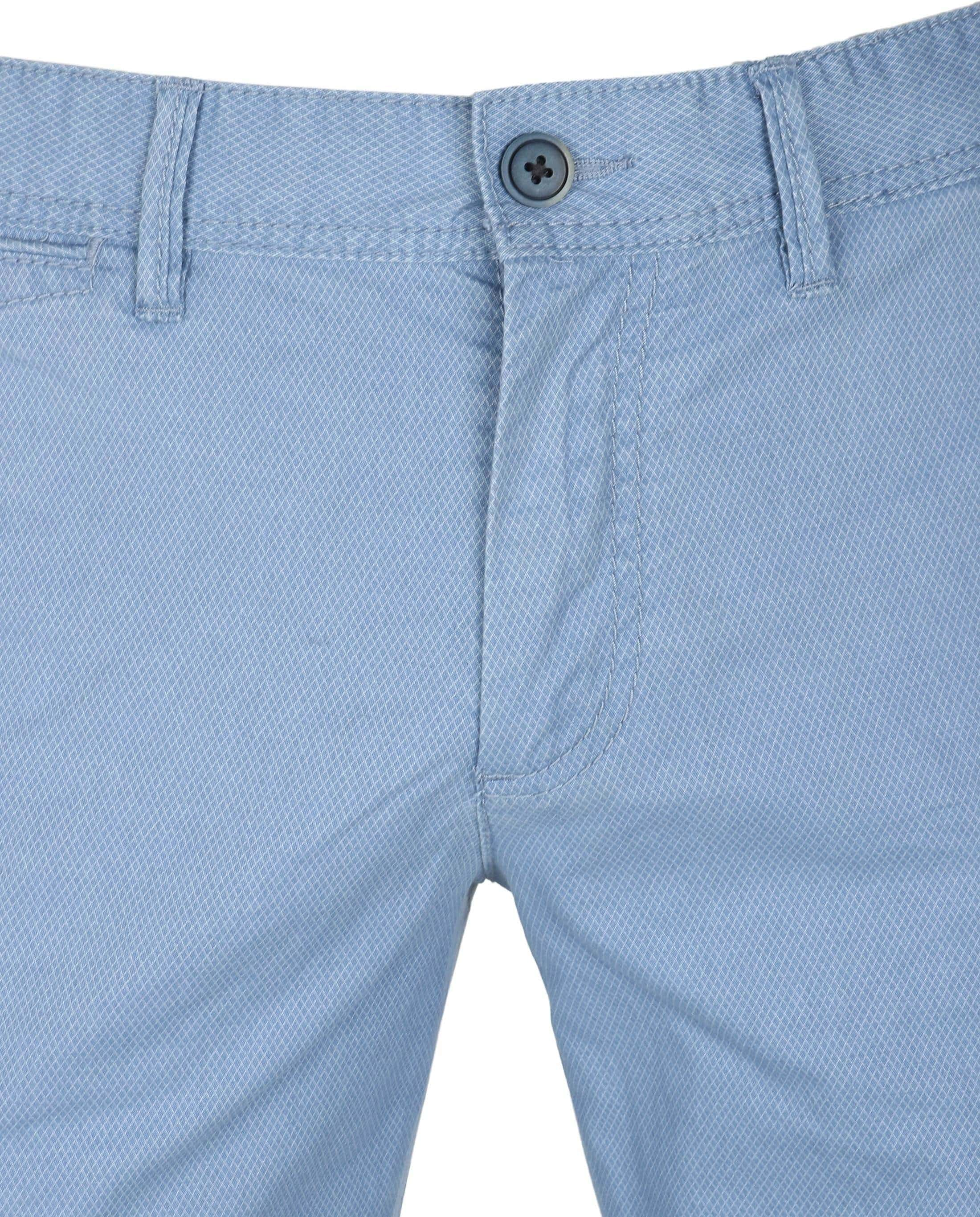 Suitable Chino Oakville Lichtblauw foto 3