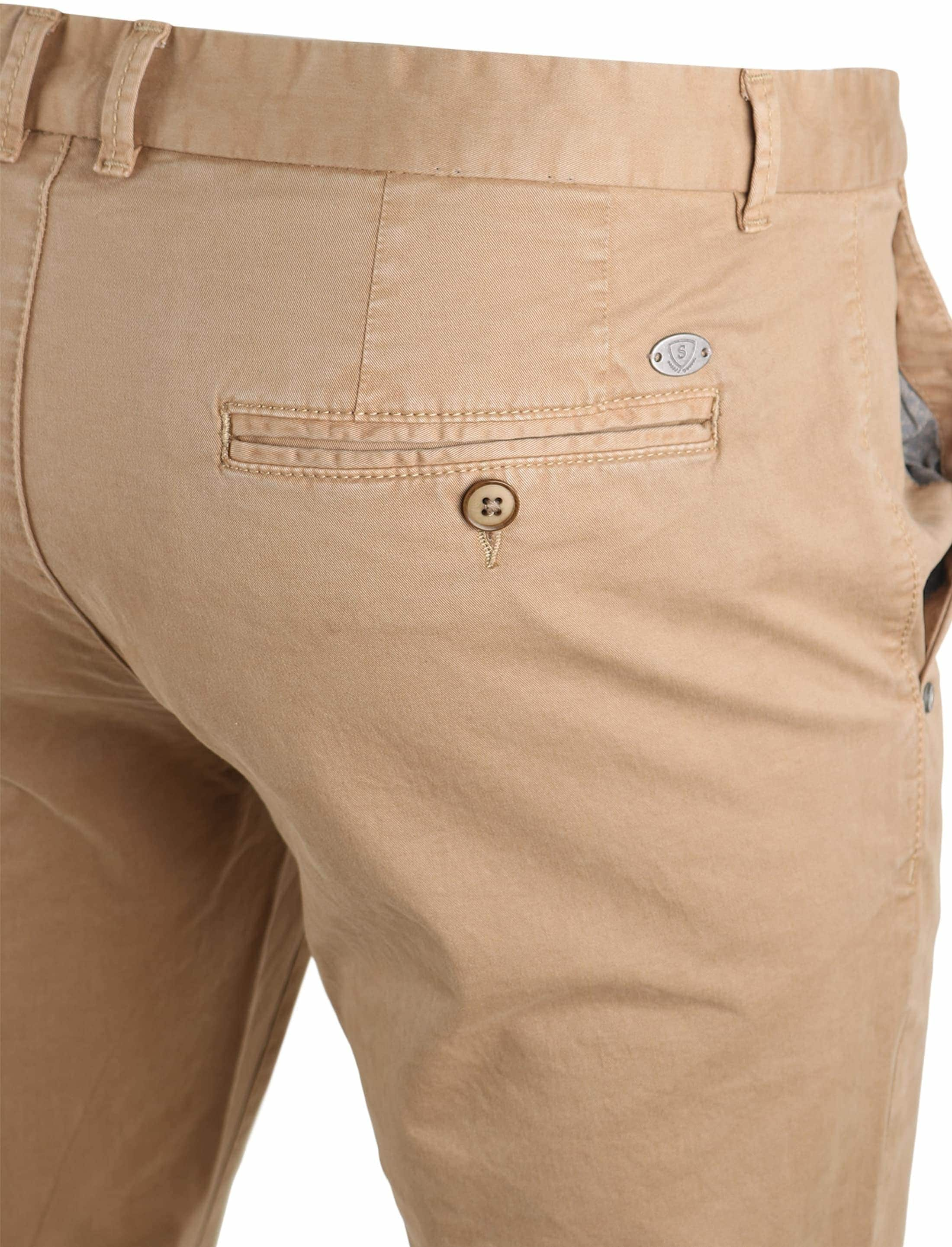 Suitable Chino Pants Dante Khaki foto 3