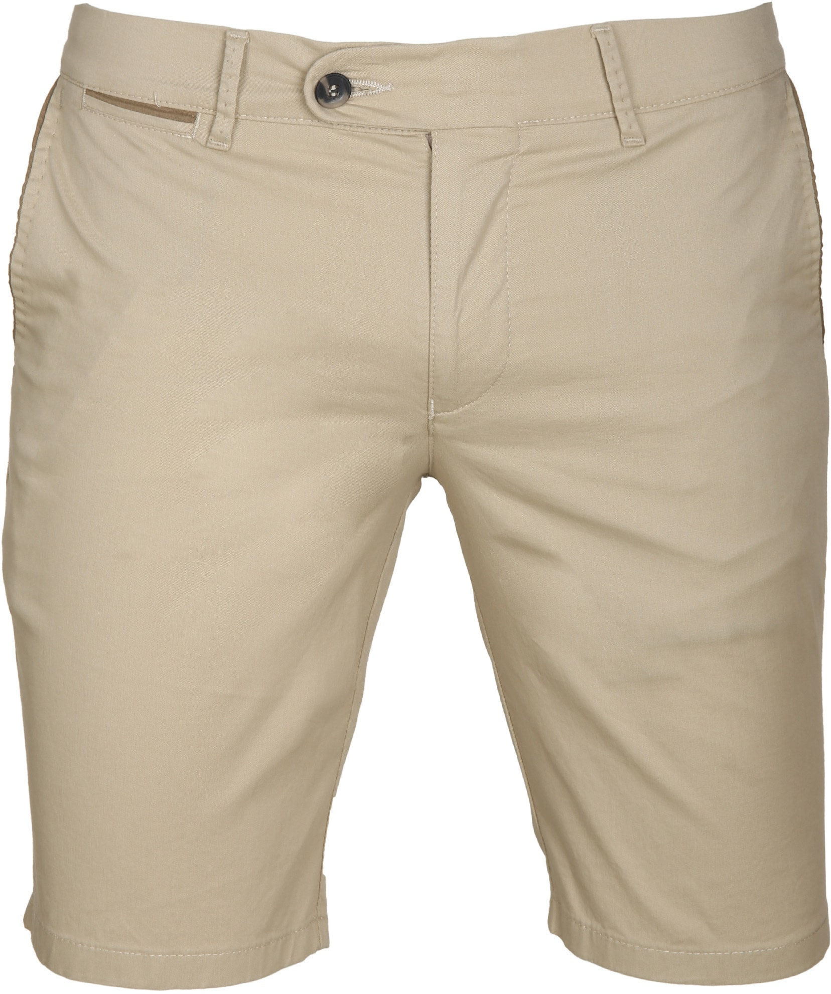 Suitable Chino Short Beige foto 0
