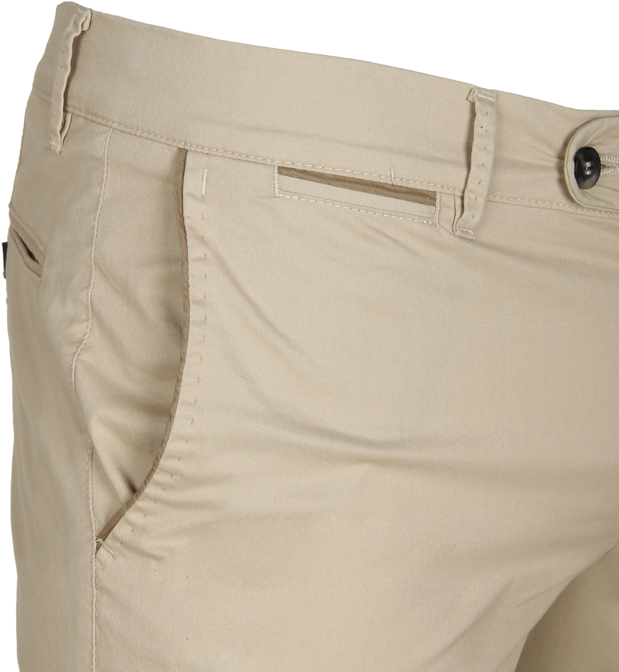 Suitable Chino Short Beige foto 1