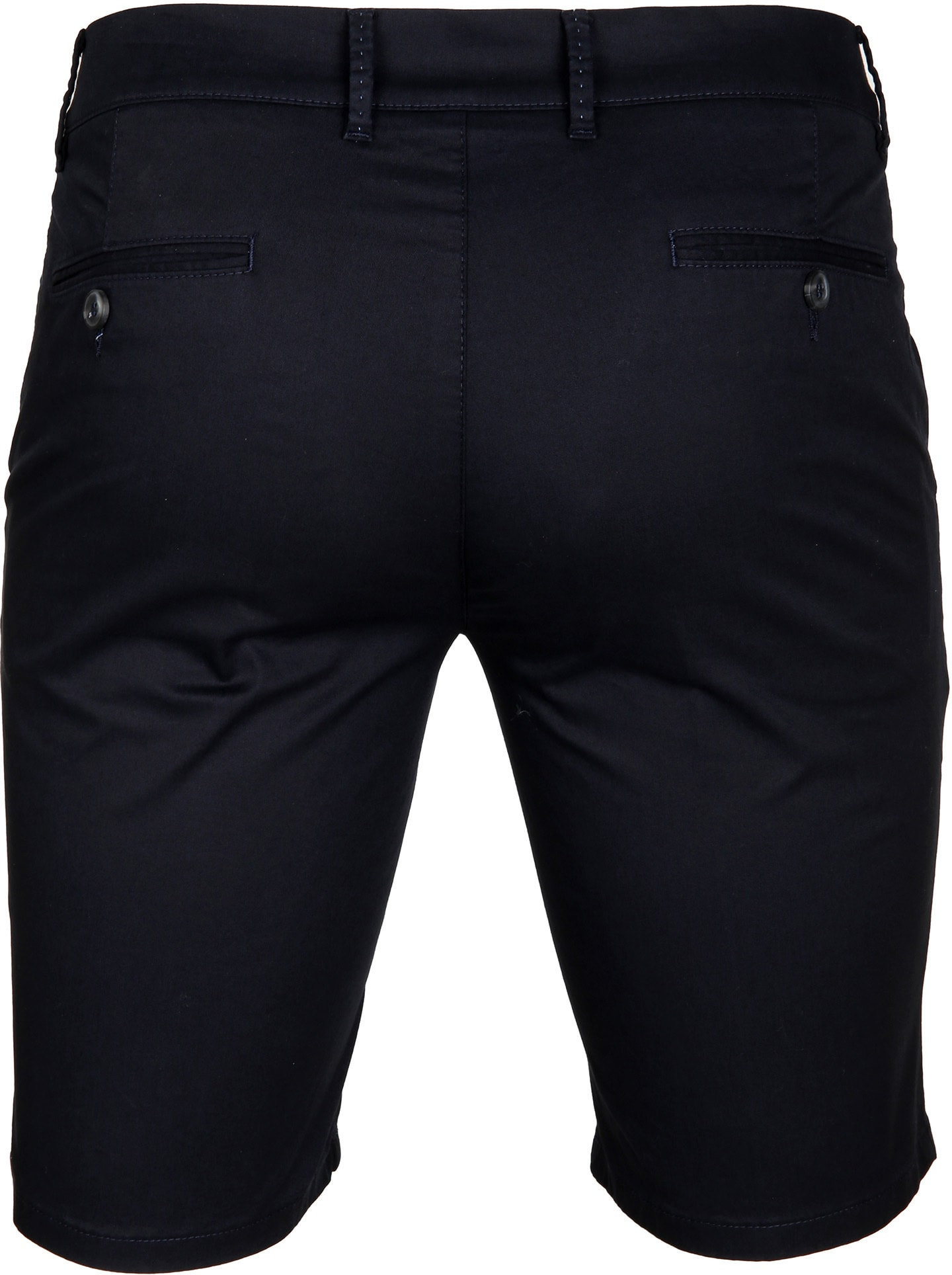 Suitable Chino Short Navy foto 2