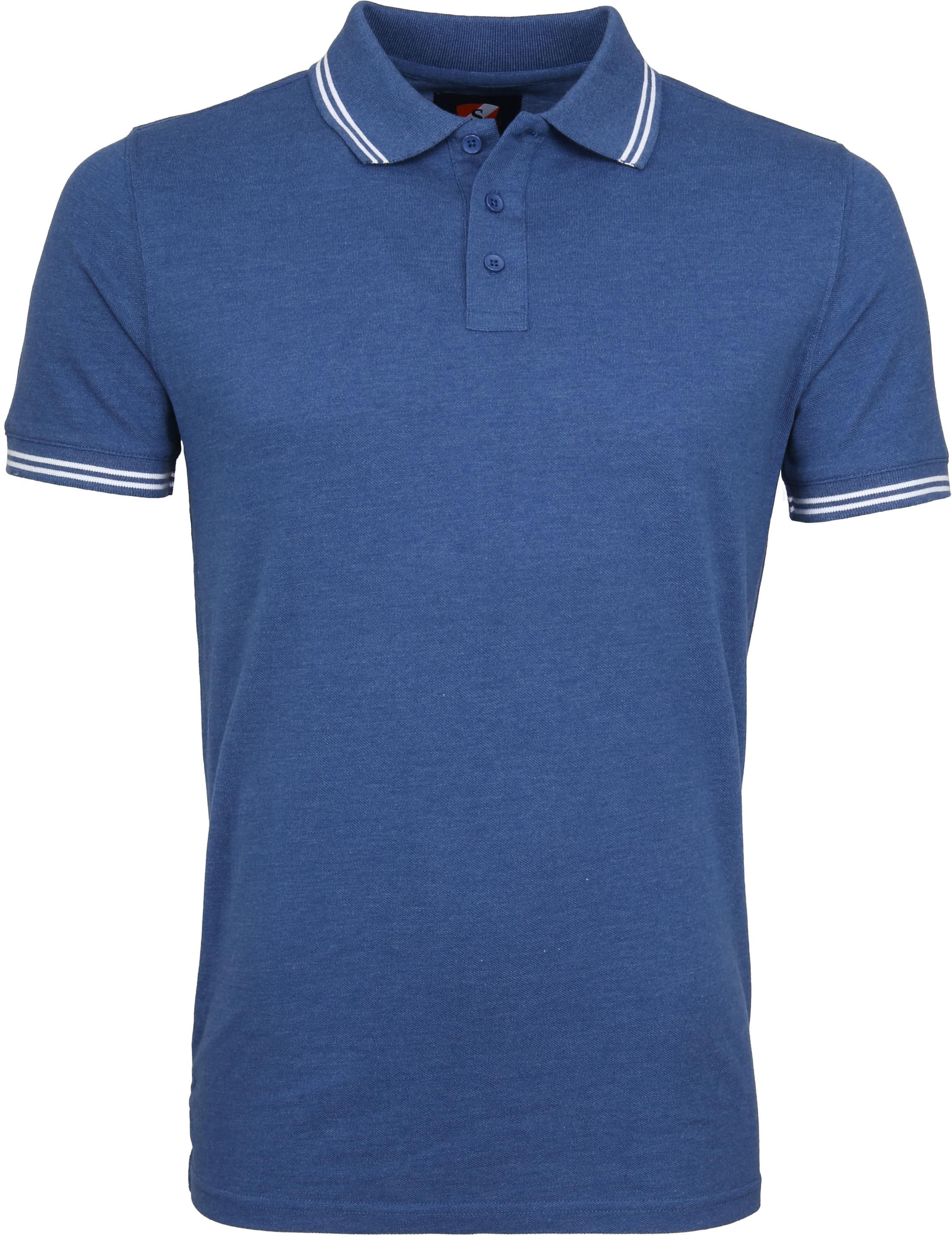 Suitable Chipp Poloshirt Blue foto 0