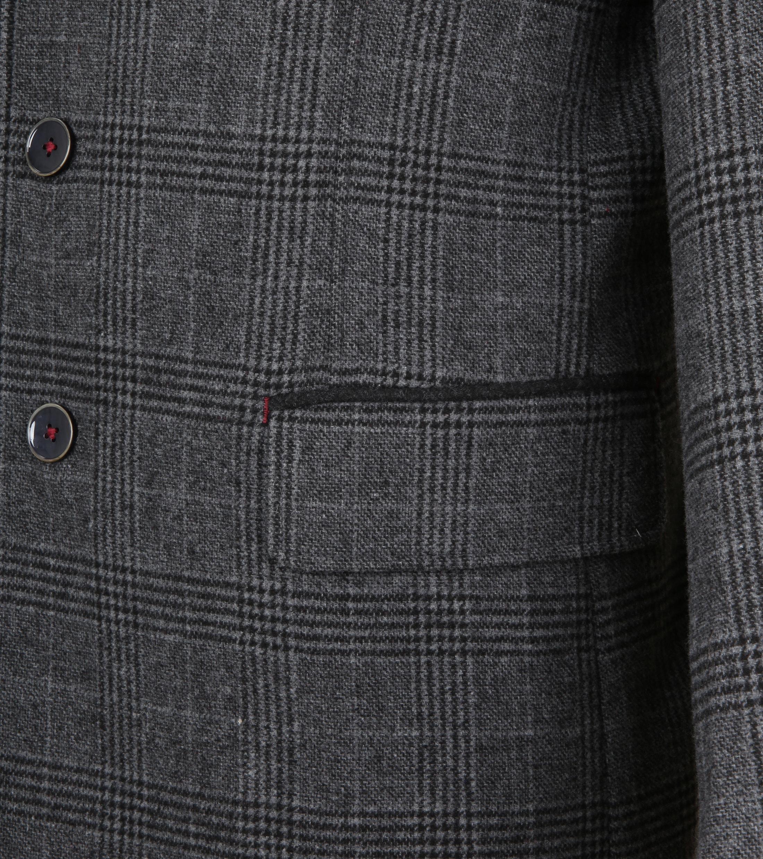Suitable Coat Anton Antraciet foto 4