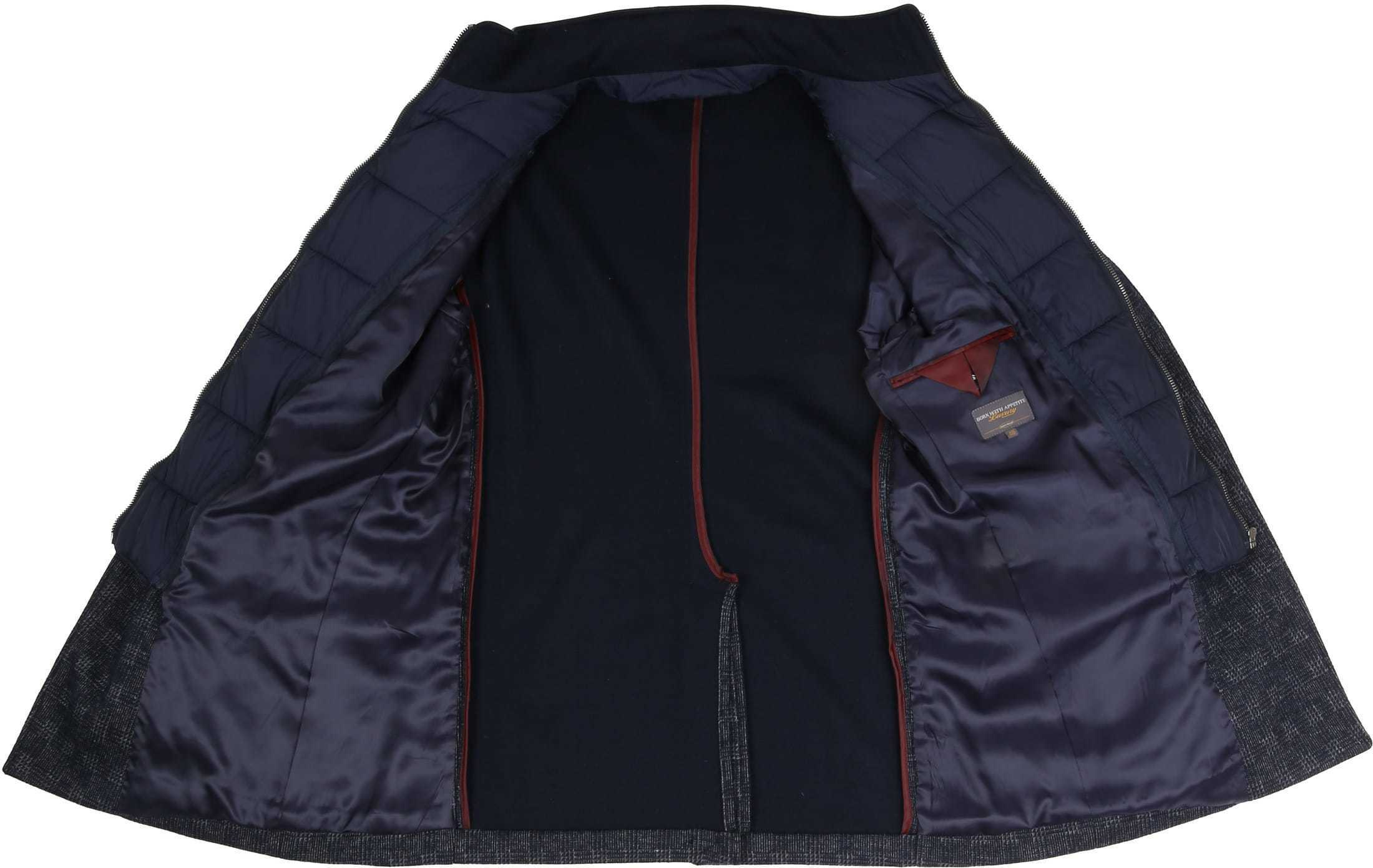 Suitable Coat Anton Navy foto 6