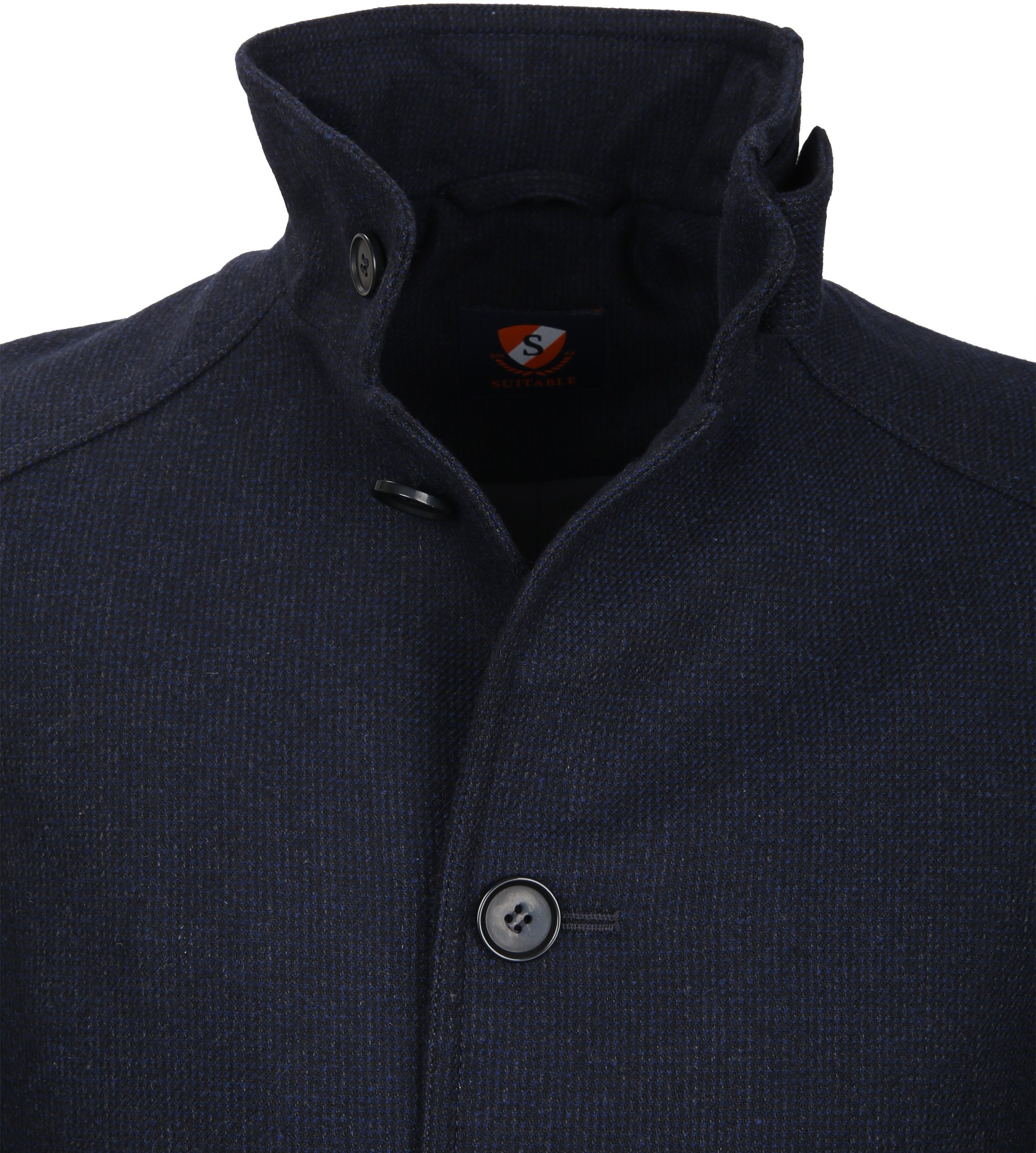 Suitable Coat Gerwin Navy foto 1
