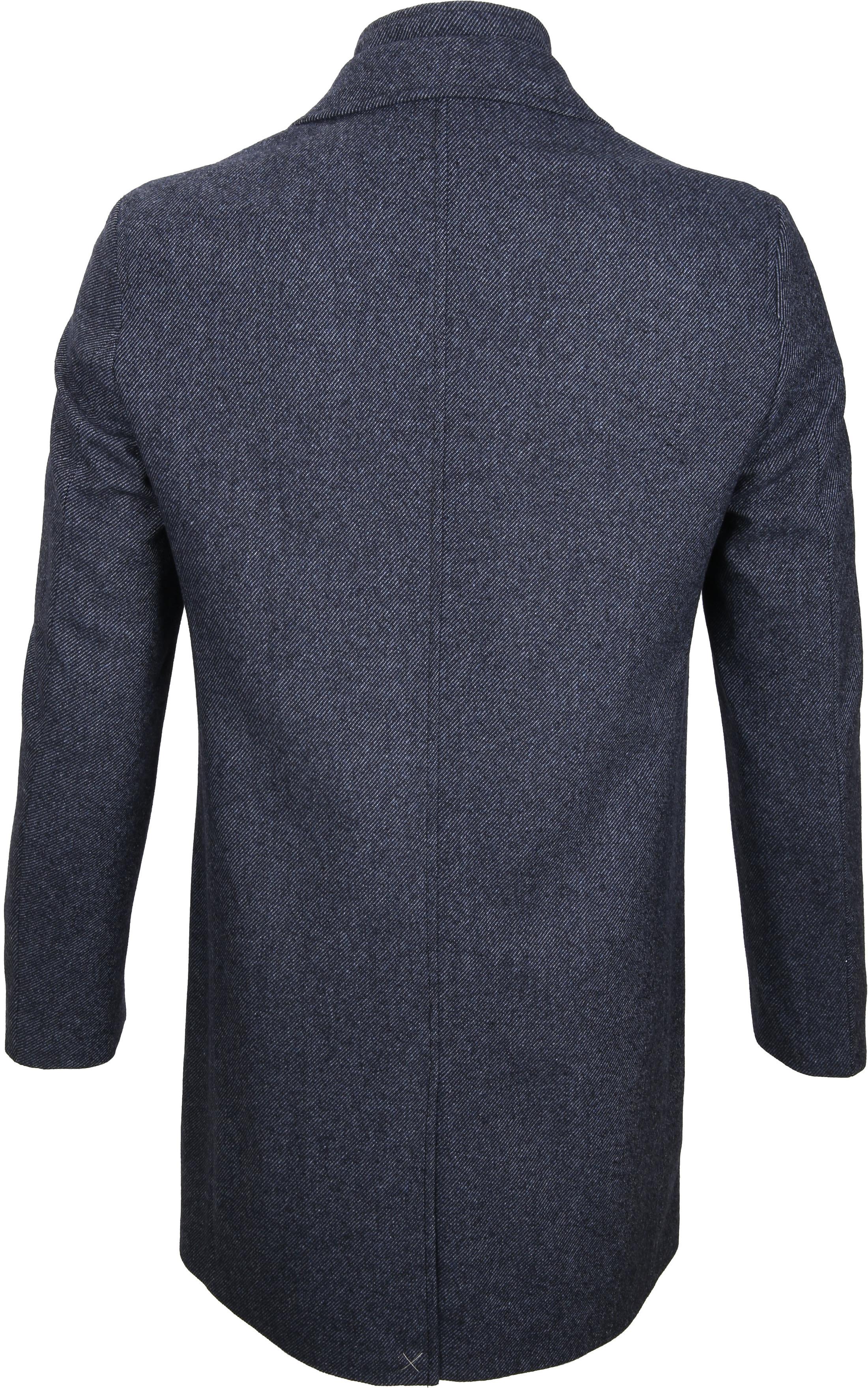 Suitable Coat Hans Jeans Navy foto 6