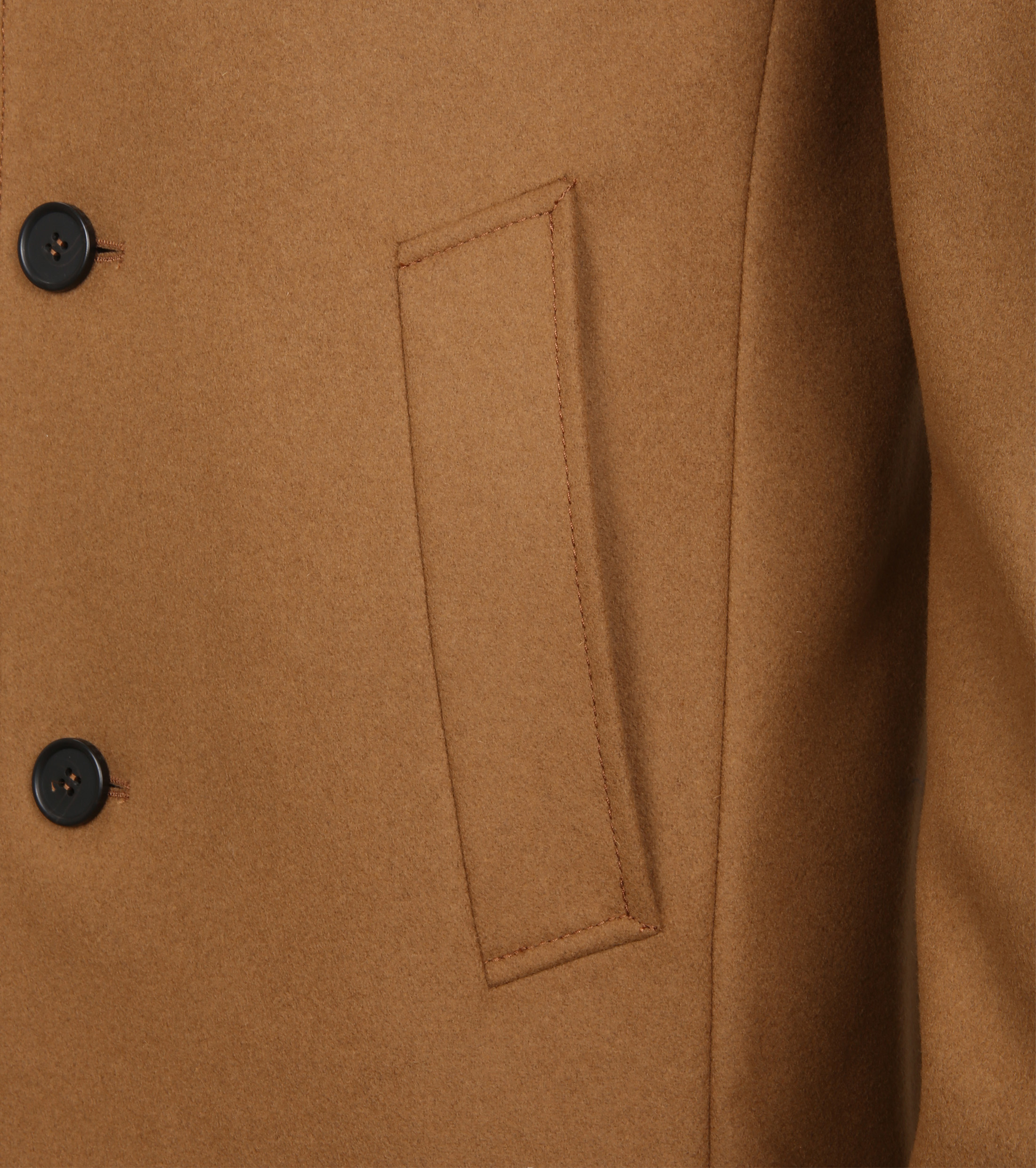 Suitable Coat Hans Melton Camel foto 4