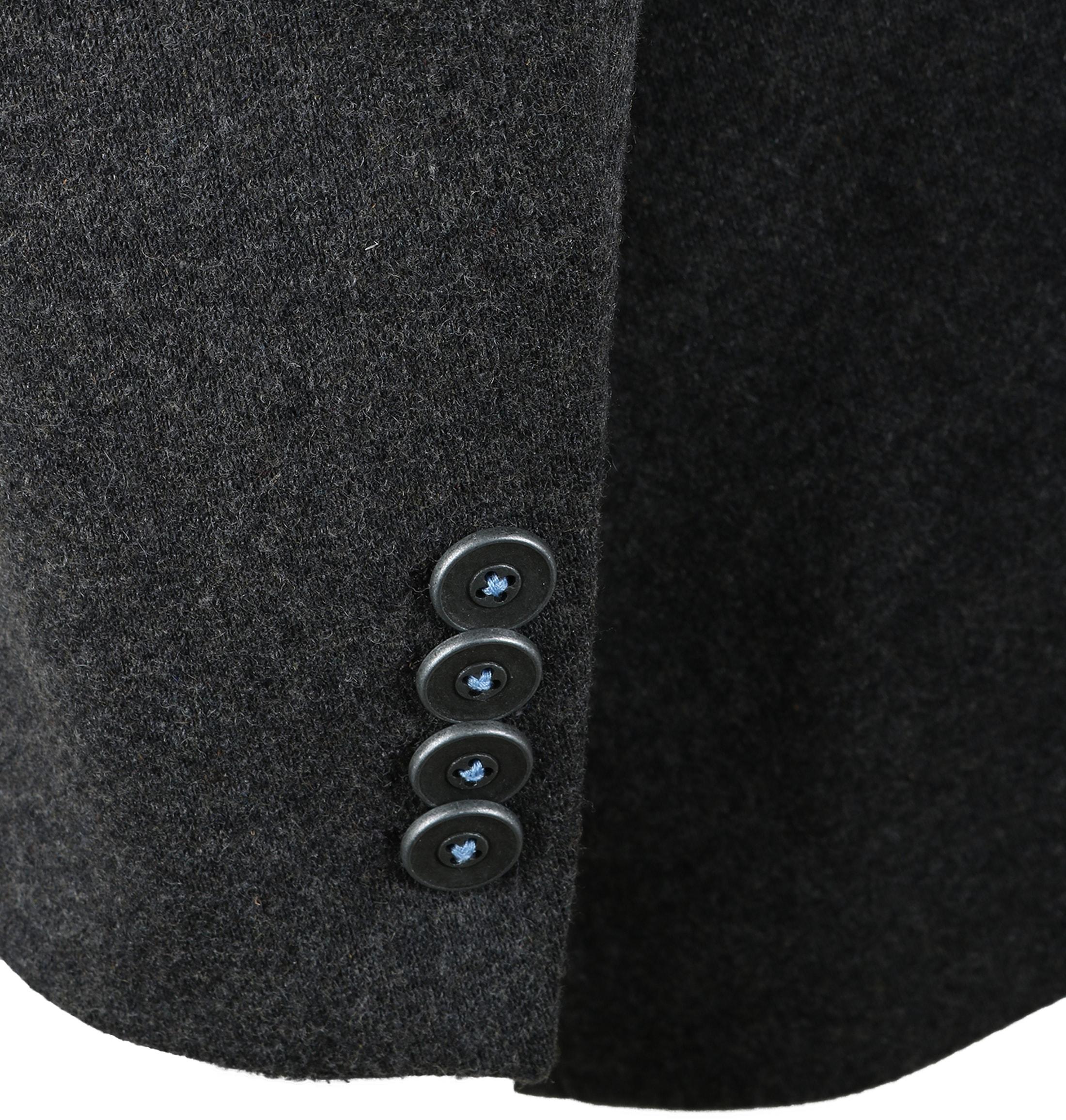 Suitable Coat Hendrik Antraciet foto 3