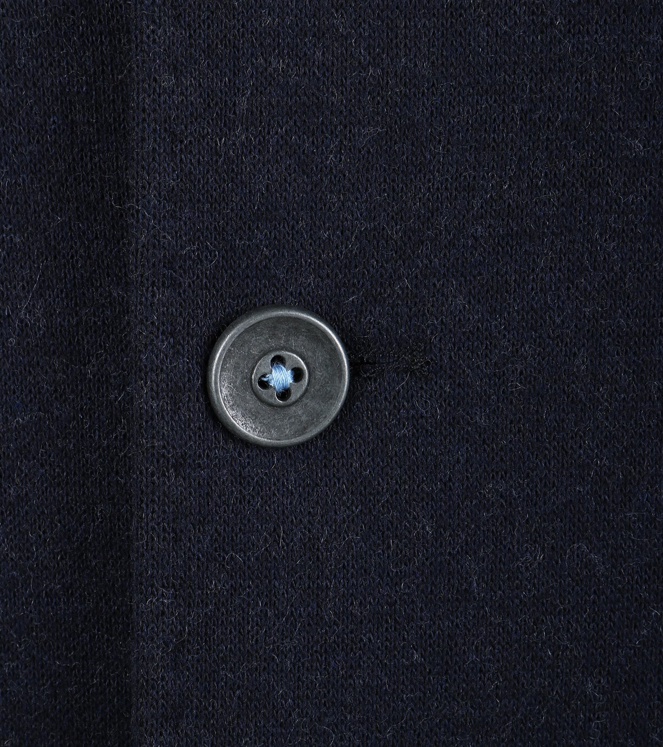 Suitable Coat Hendrik Donkerblauw foto 3