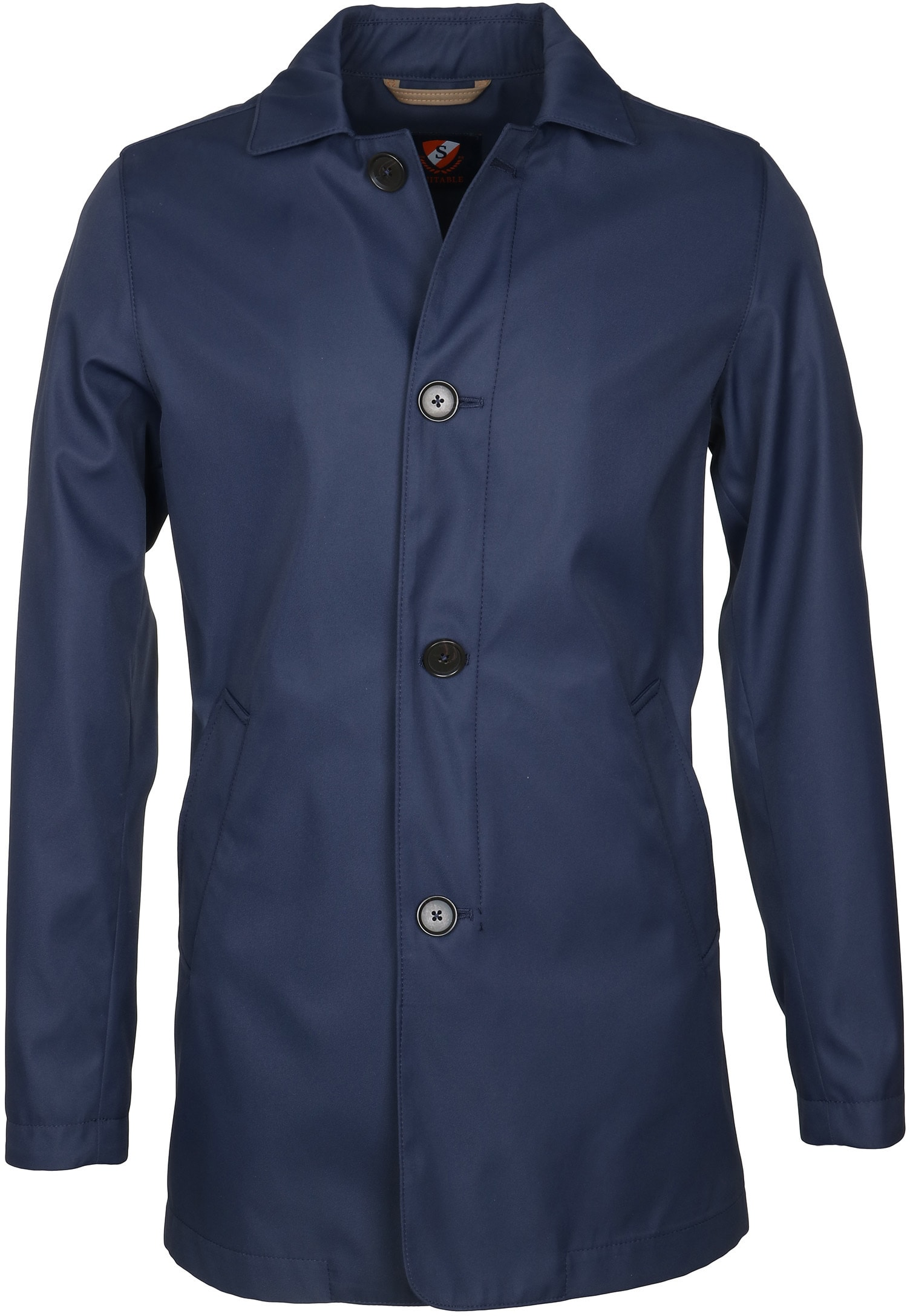Suitable Coat Richard Navy foto 0