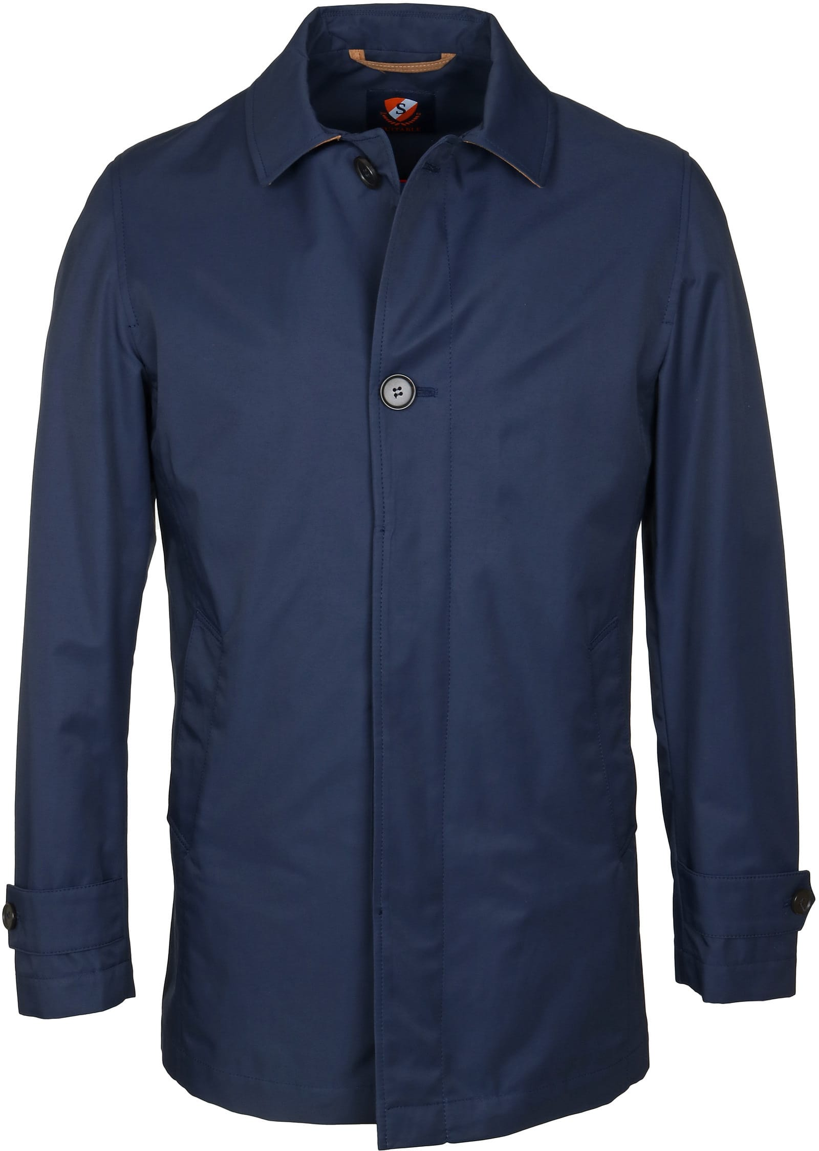 Suitable Coat Rosewood Navy foto 0