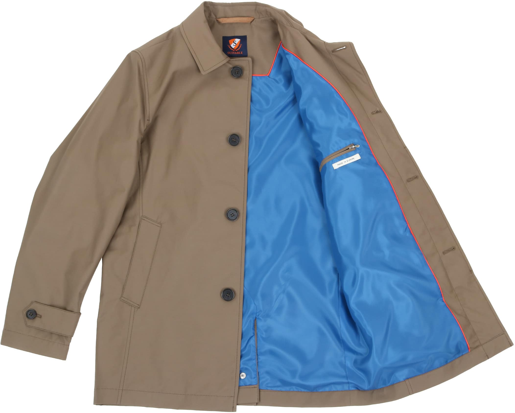 Suitable Coat Rosewood Taupe foto 5